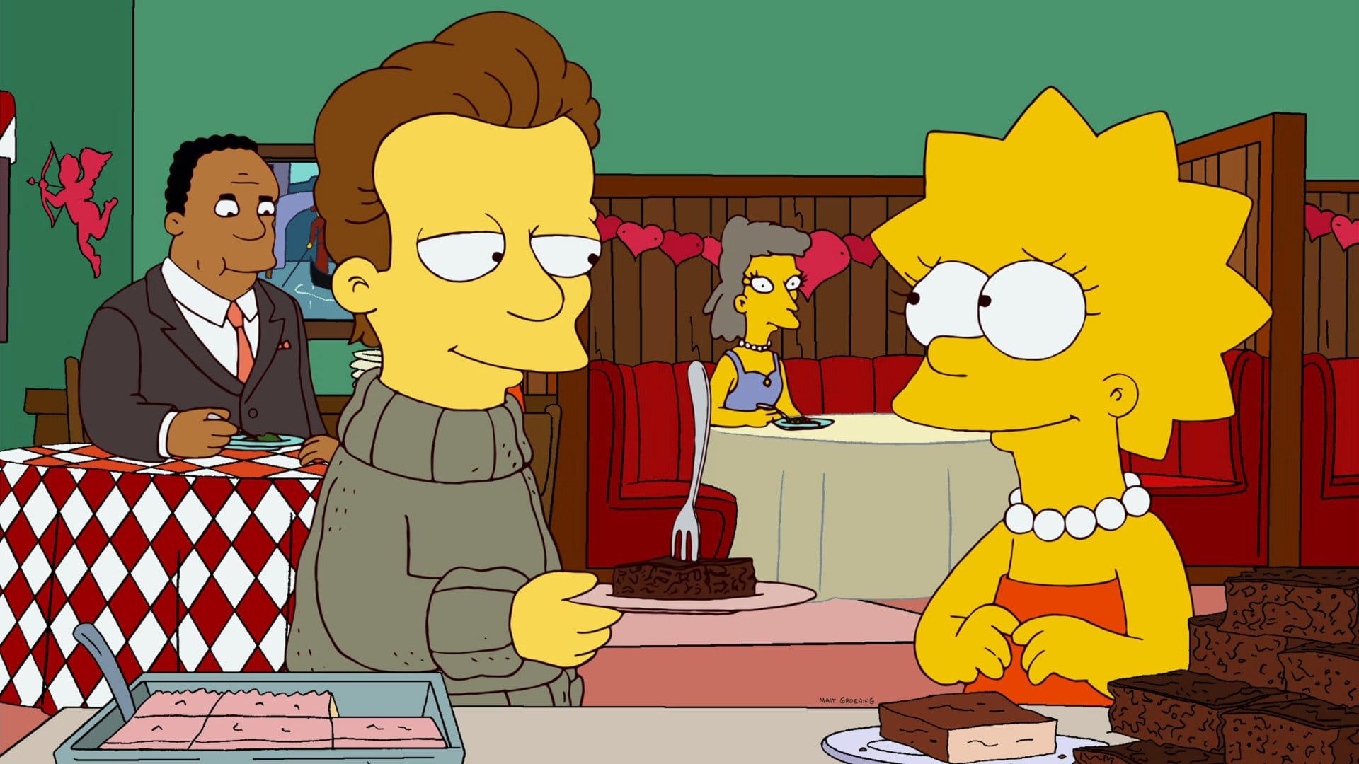 Les Simpson - Premier amour
