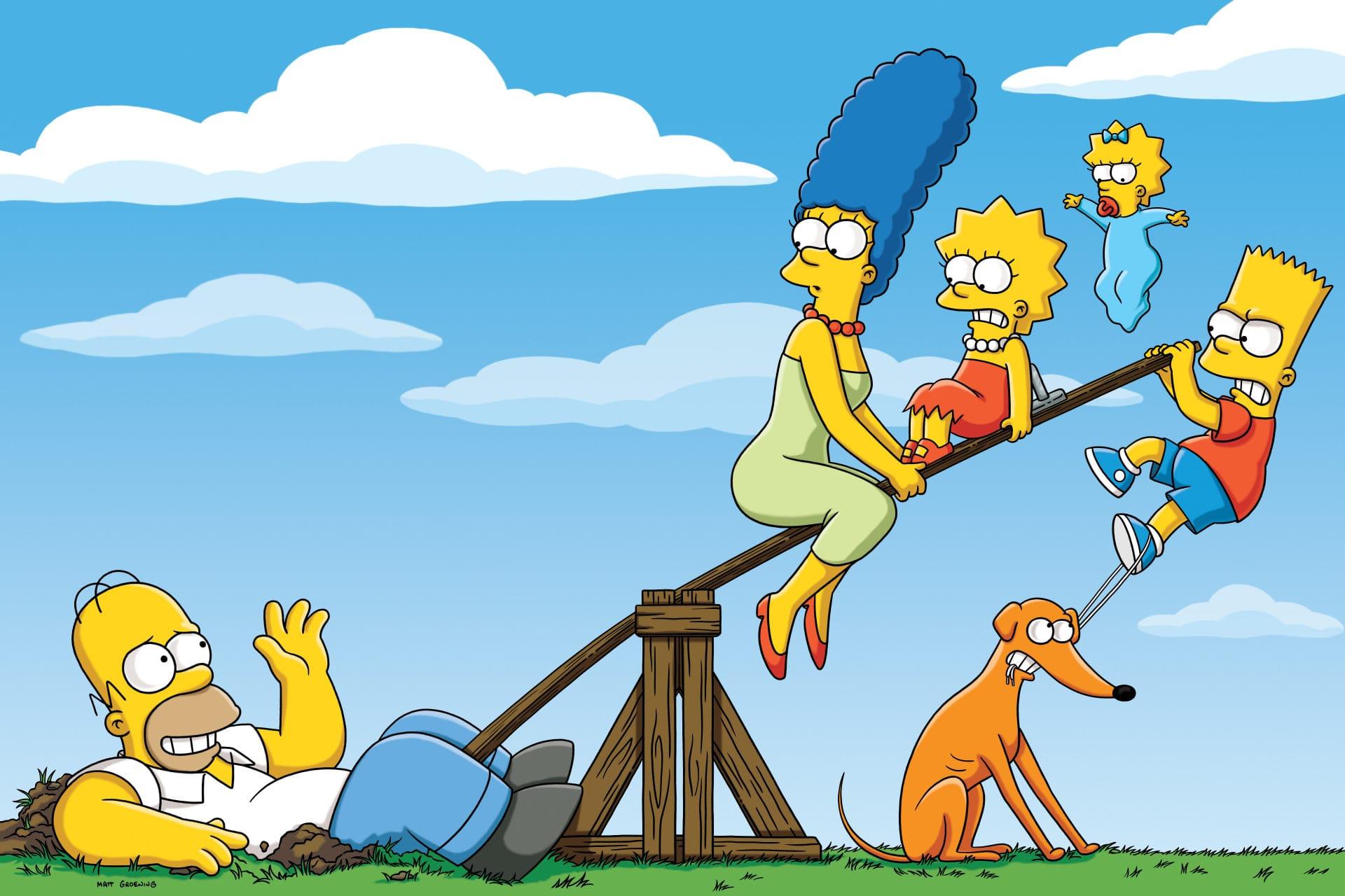 Les Simpson - Un atome de bon sens