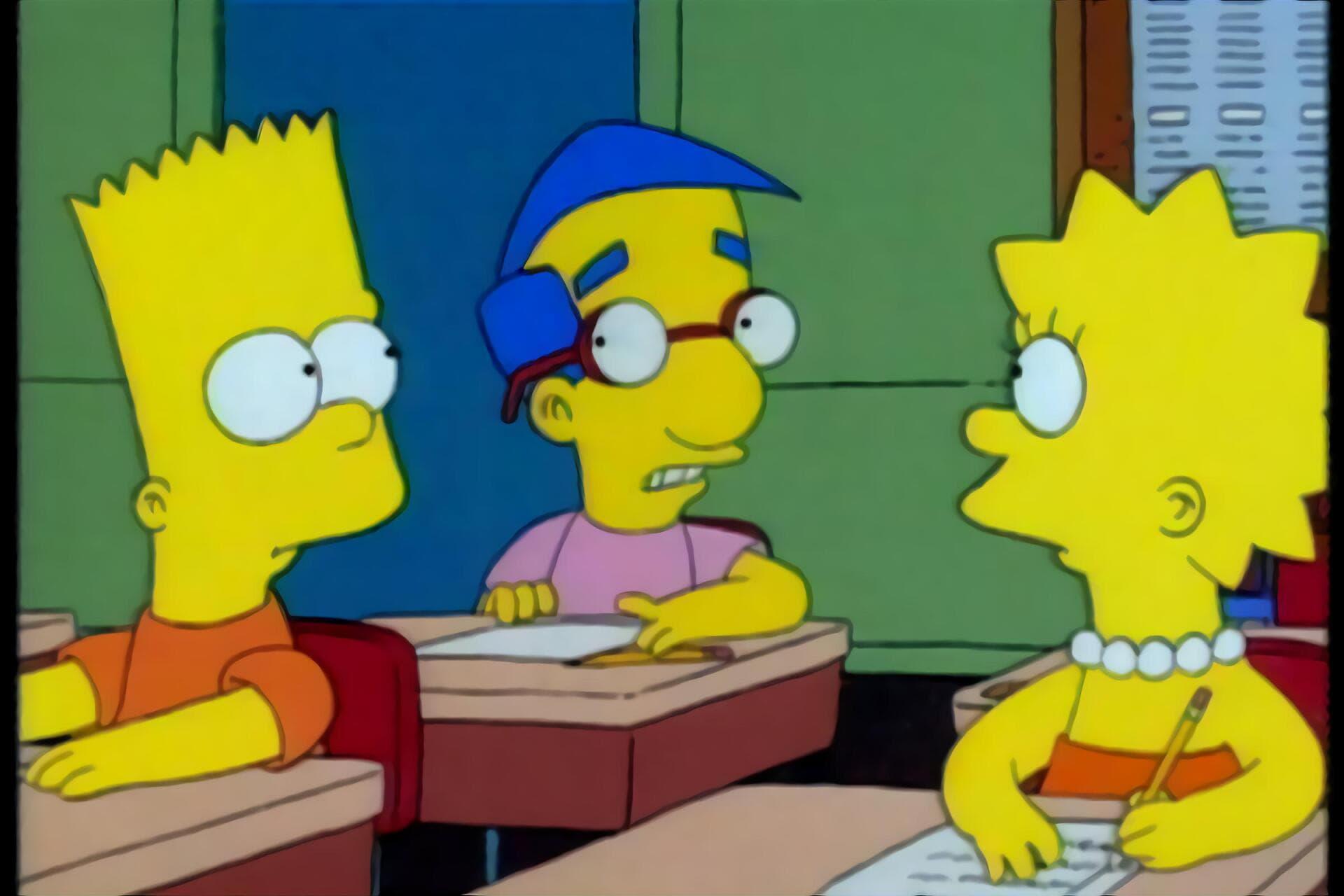 Les Simpson - Le retour du frère prodigue