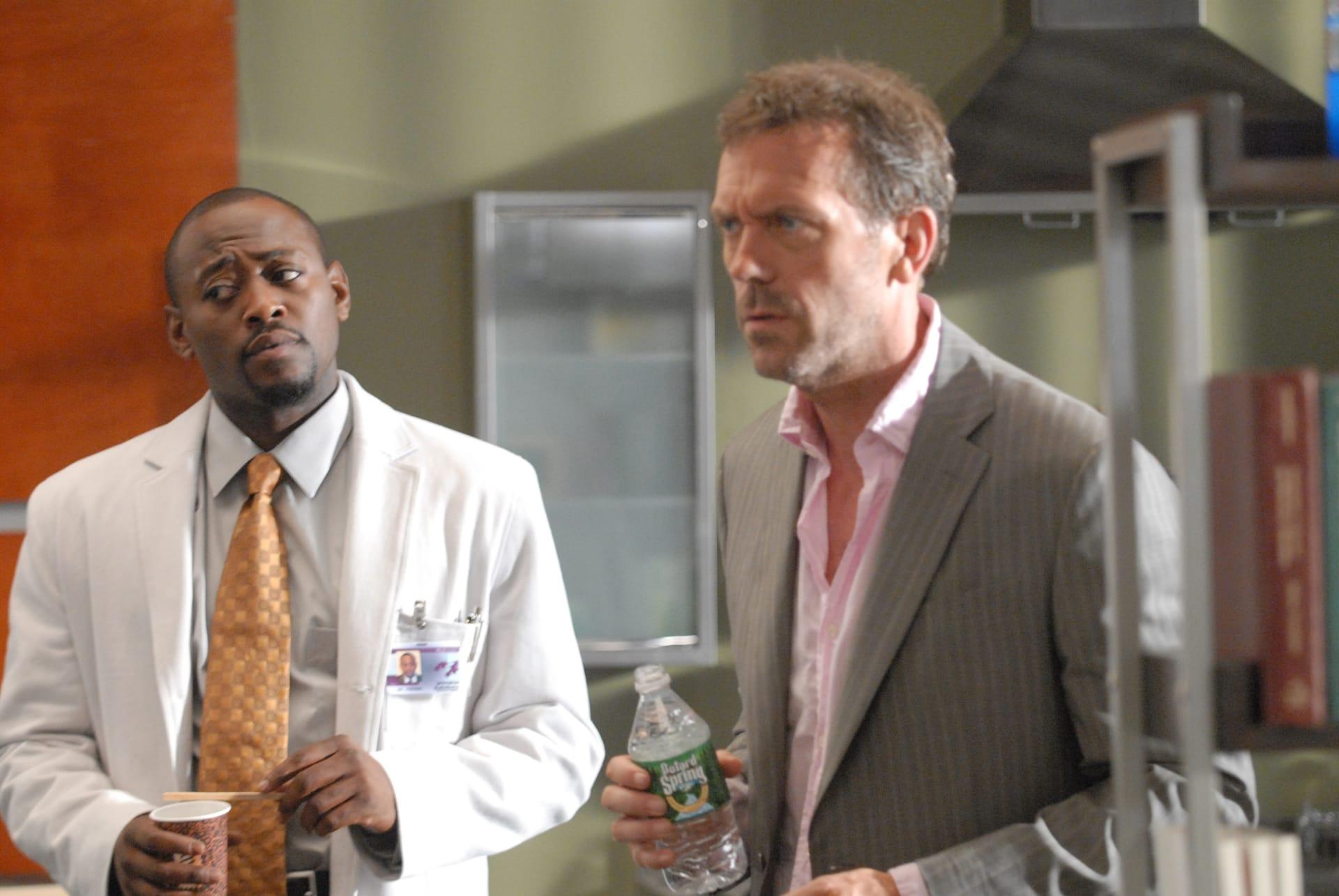 Dr House - Comme dans un livre
