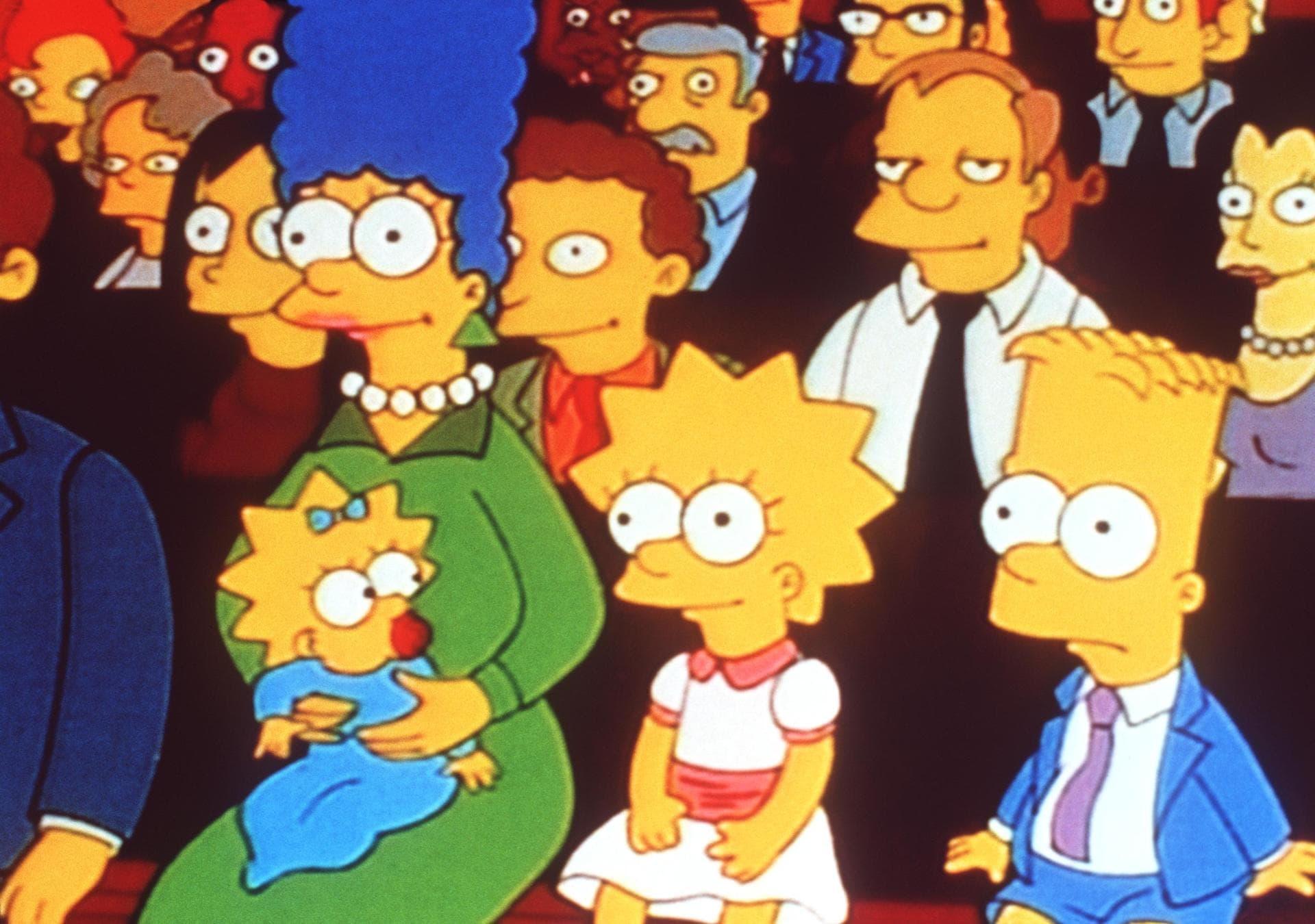 Les Simpson - Le garçon qui en savait trop