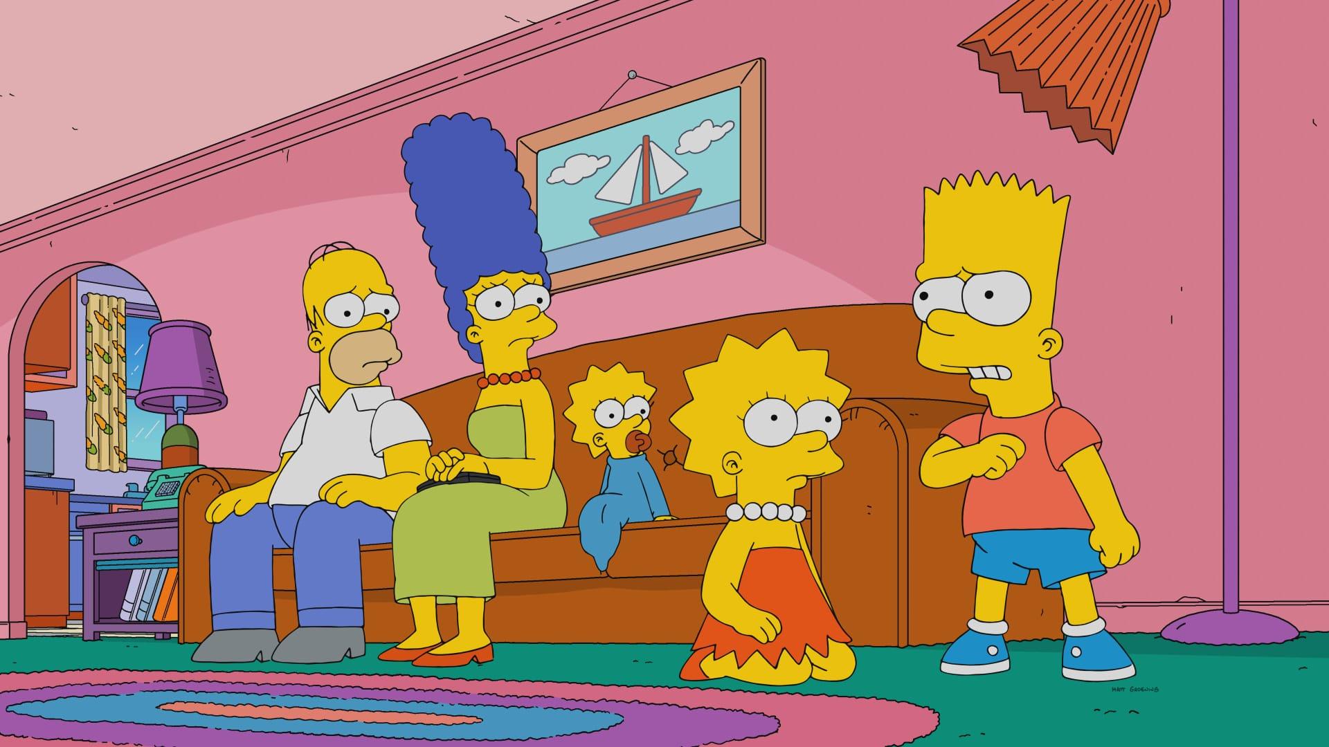 Les Simpson - Professeur testeur