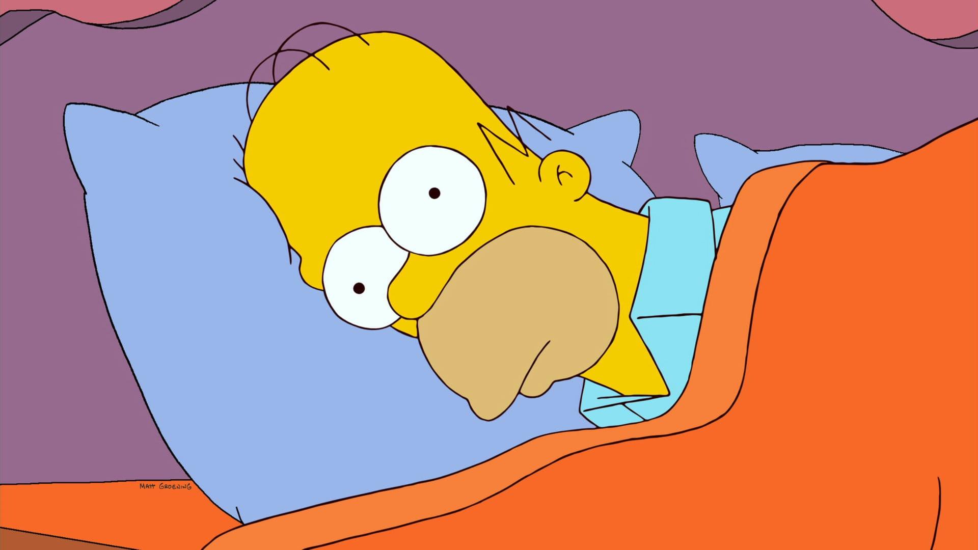Les Simpson - Problèmes gênants