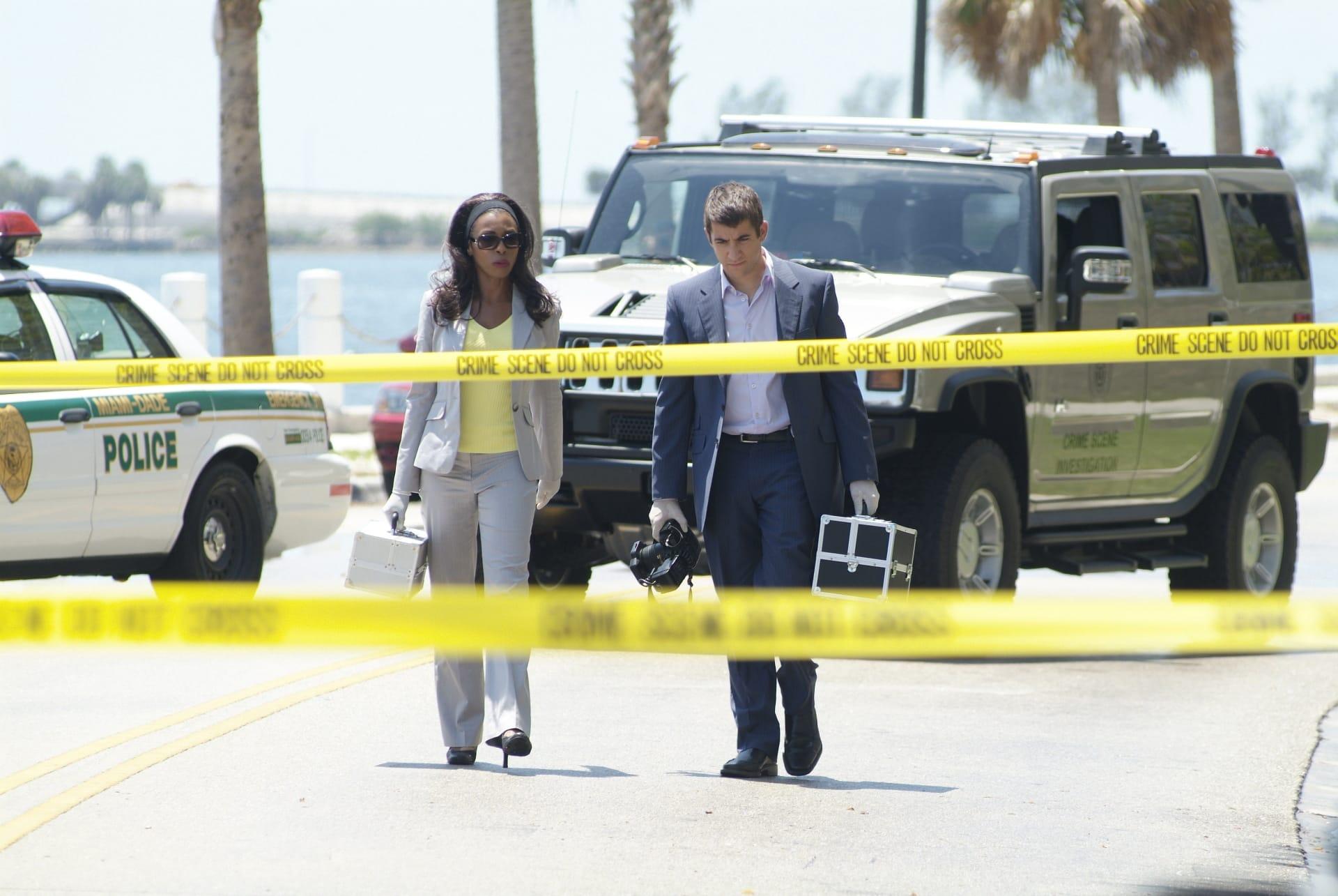 Les experts : Miami - Retour sur le passé