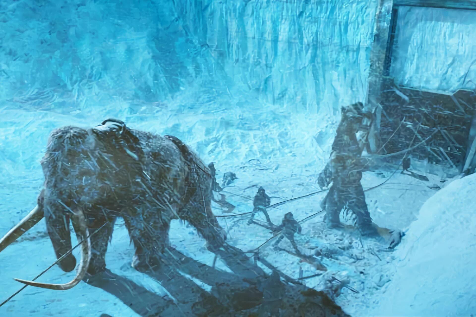 Game of Thrones - Les veilleurs au rempart