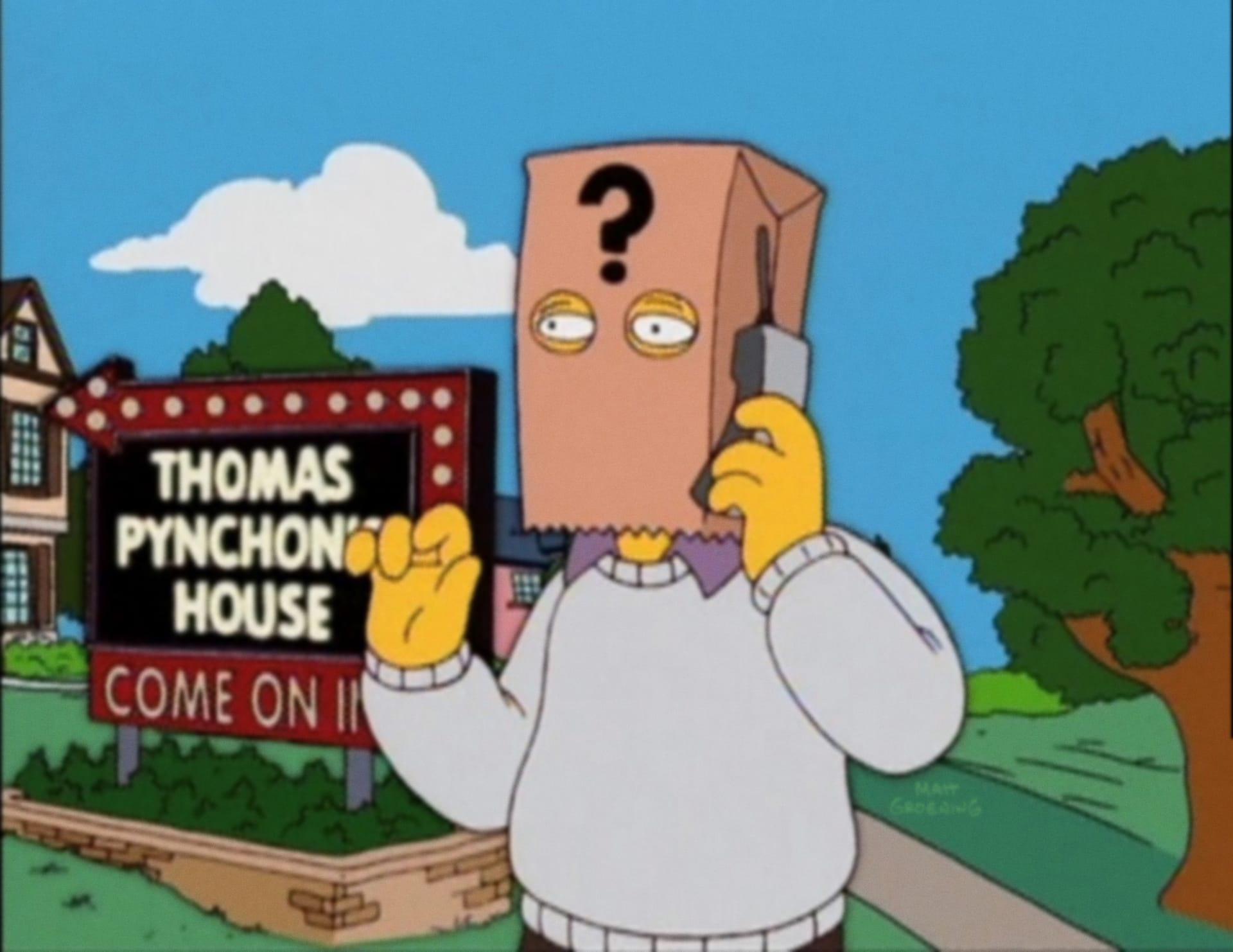 Les Simpson - Tout un roman !