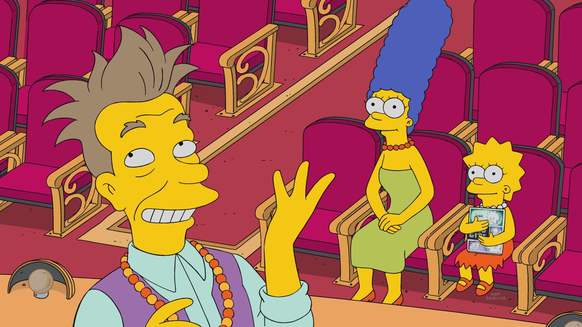 Les Simpson - Springfield Splendor