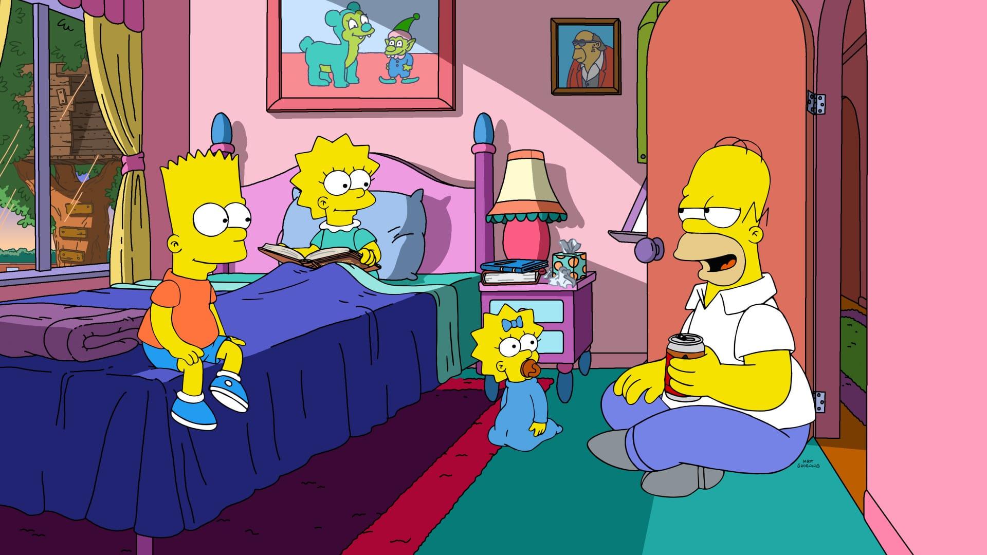 Les Simpson - Saison 32