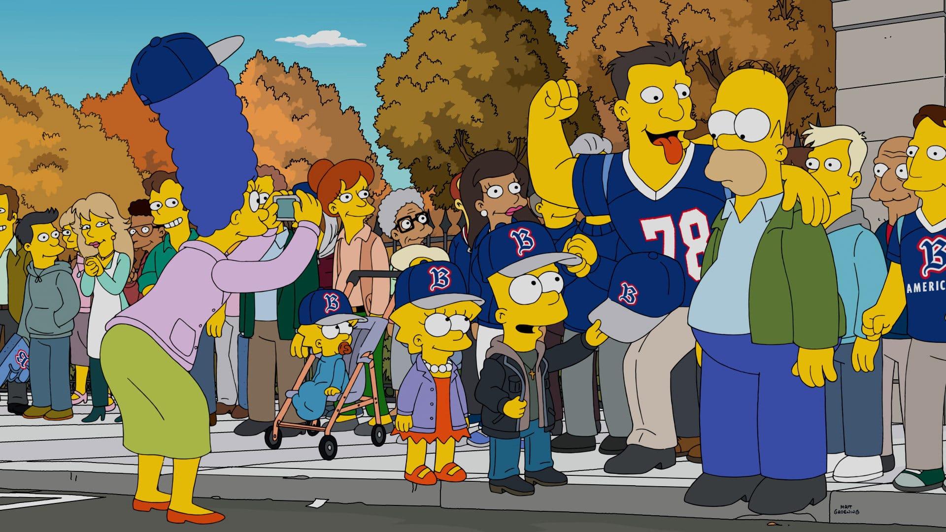 Les Simpson - Saison 8