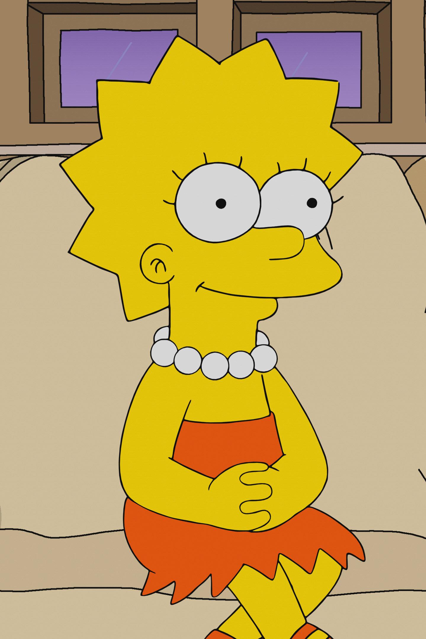 Les Simpson - La fille dans le bus