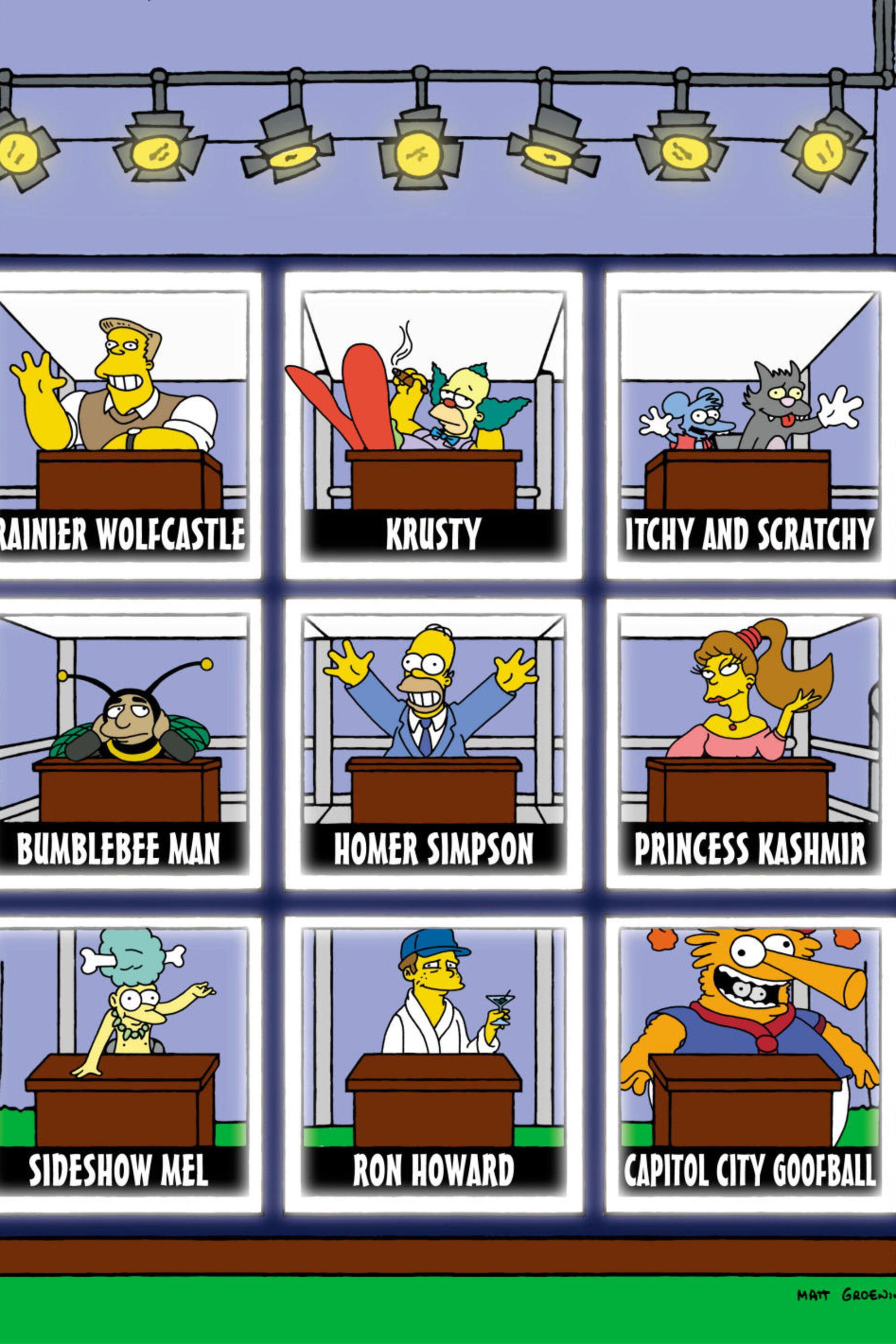 Les Simpson - Homer perd la boule