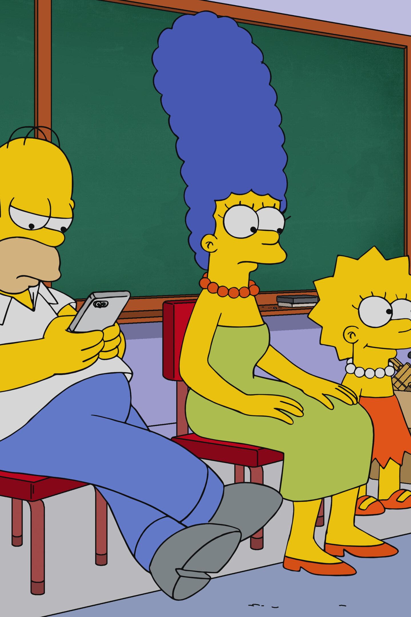Les Simpson - Pardon et regret