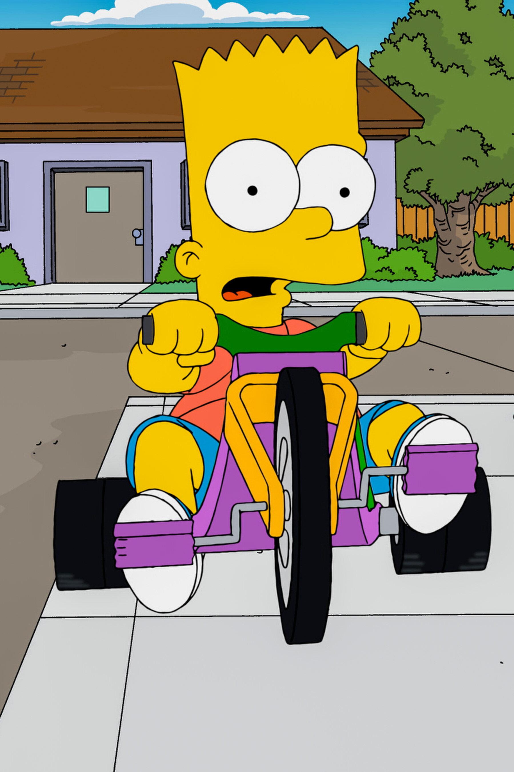 Les Simpson - Les enfants se battent bien