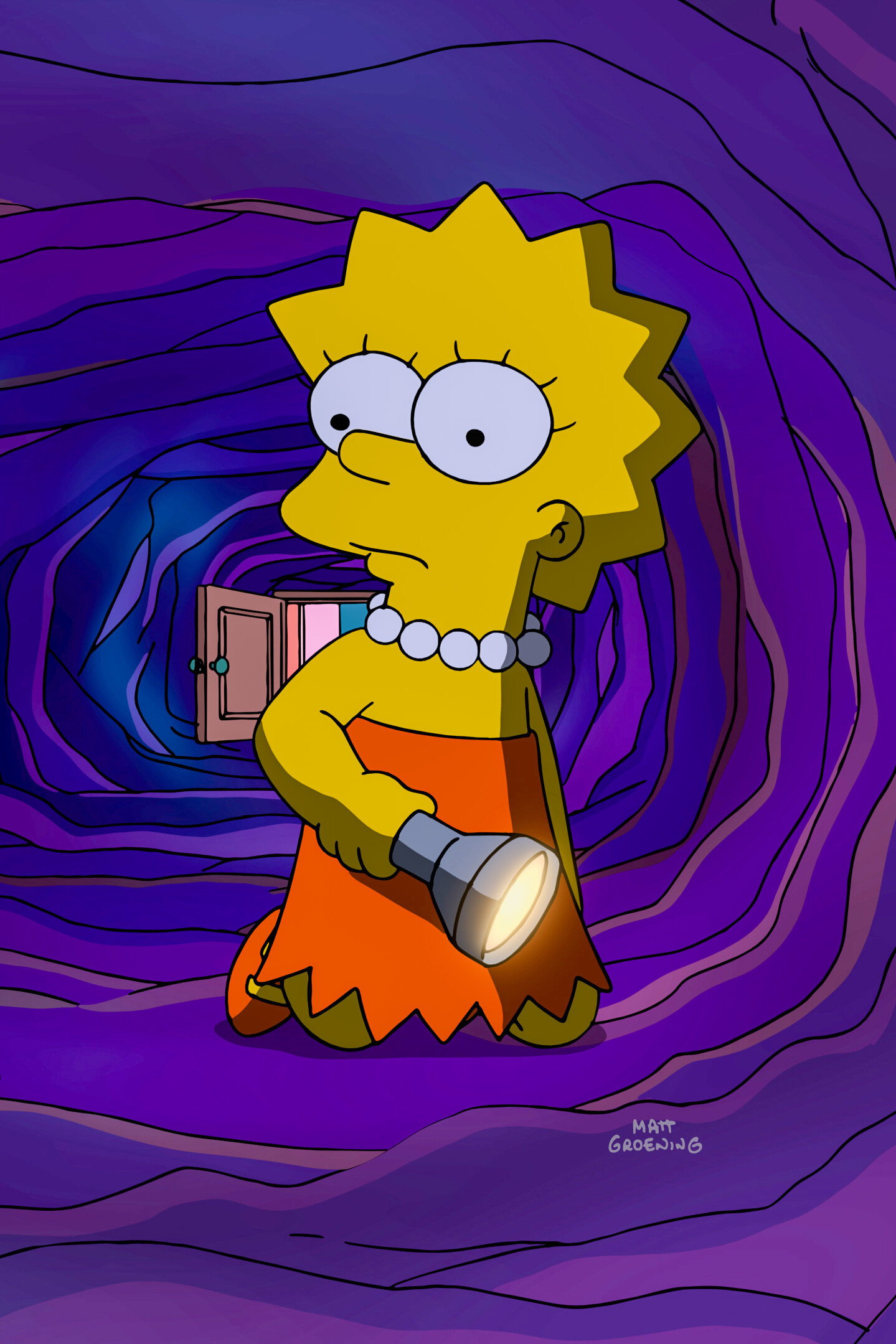 Les Simpson - Simpson horror show XXVIII