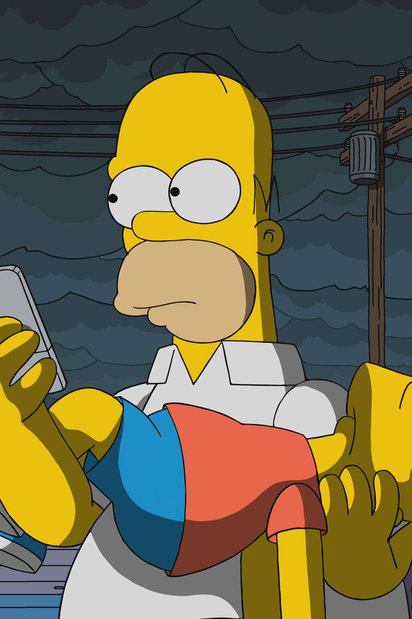 Les Simpson - L'échelle de Flanders