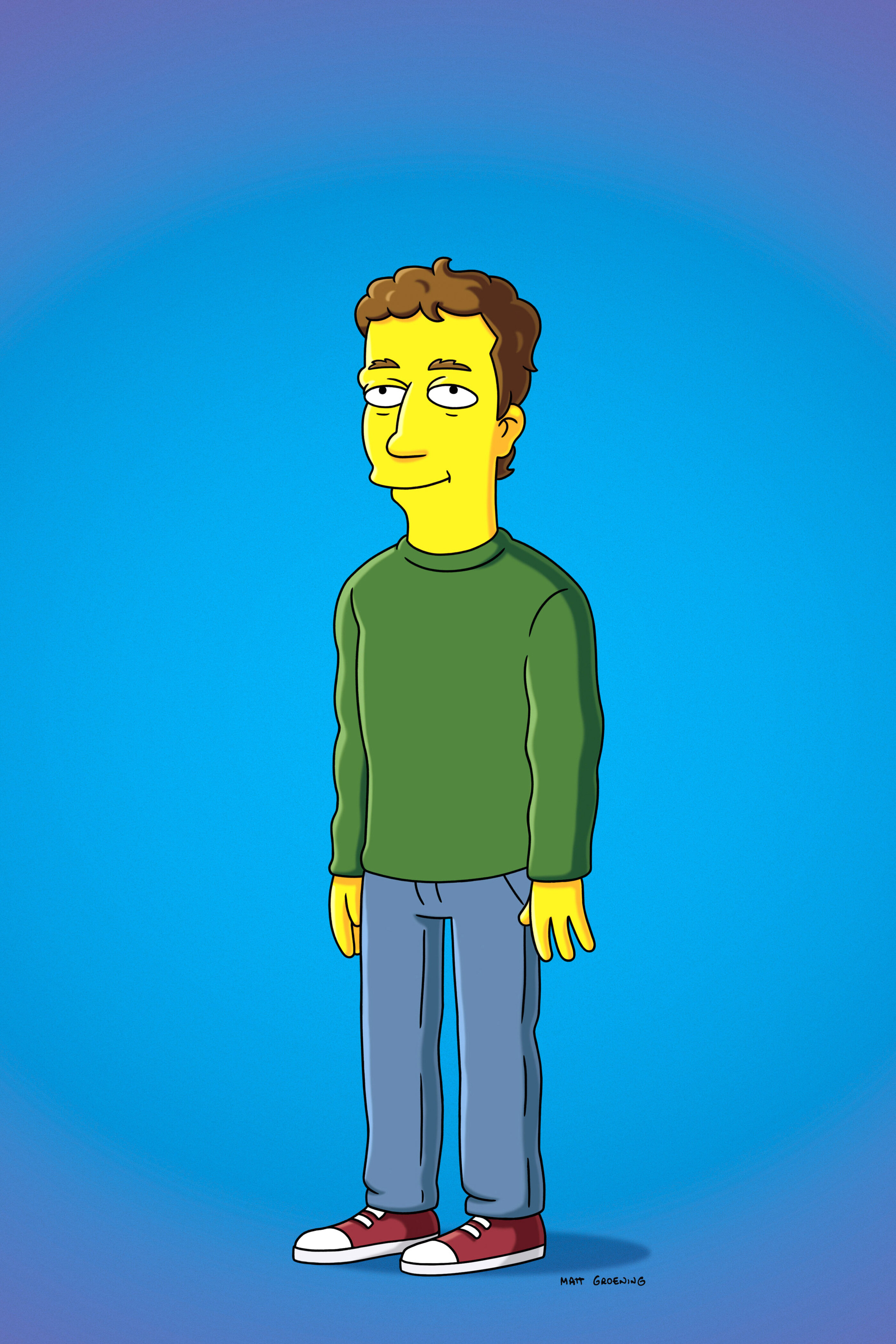 Les Simpson - Chef de coeur
