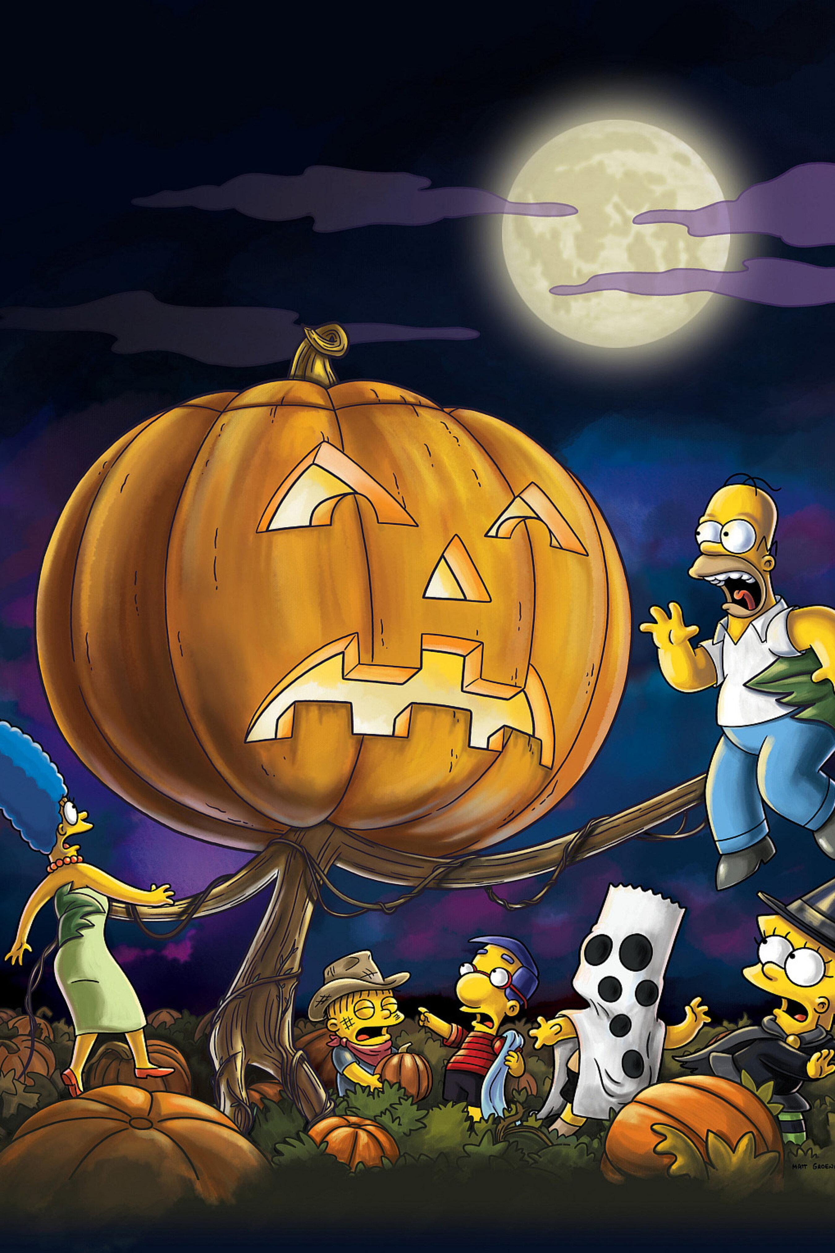 Les Simpson - Simpson Horror Show XIX