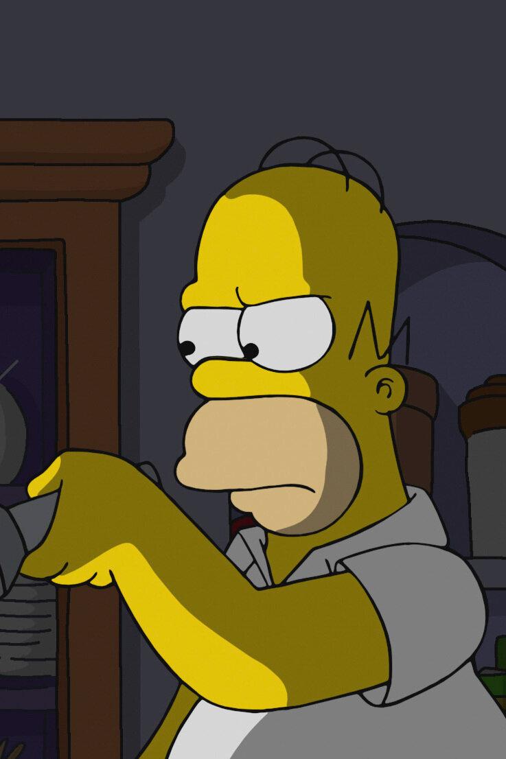 Les Simpson - De Russie sans amour