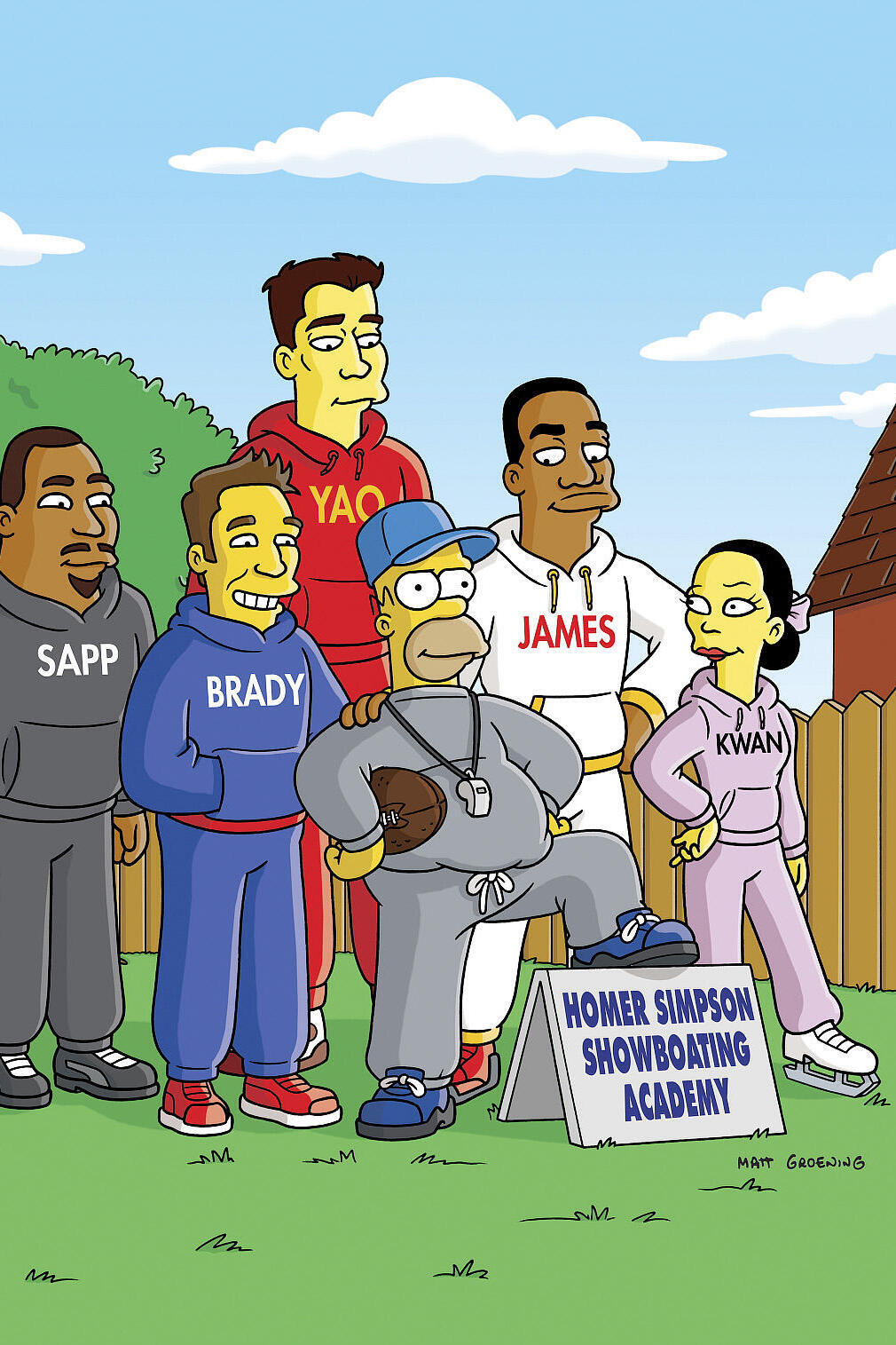 Les Simpson - Papy fait de la contrebande