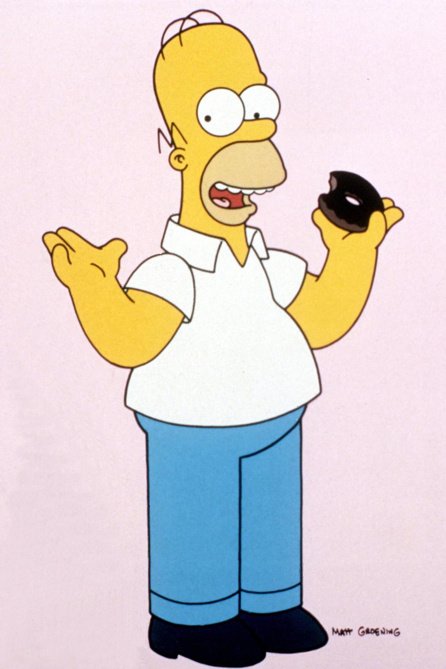 Les Simpson - Touche pas à mon rein