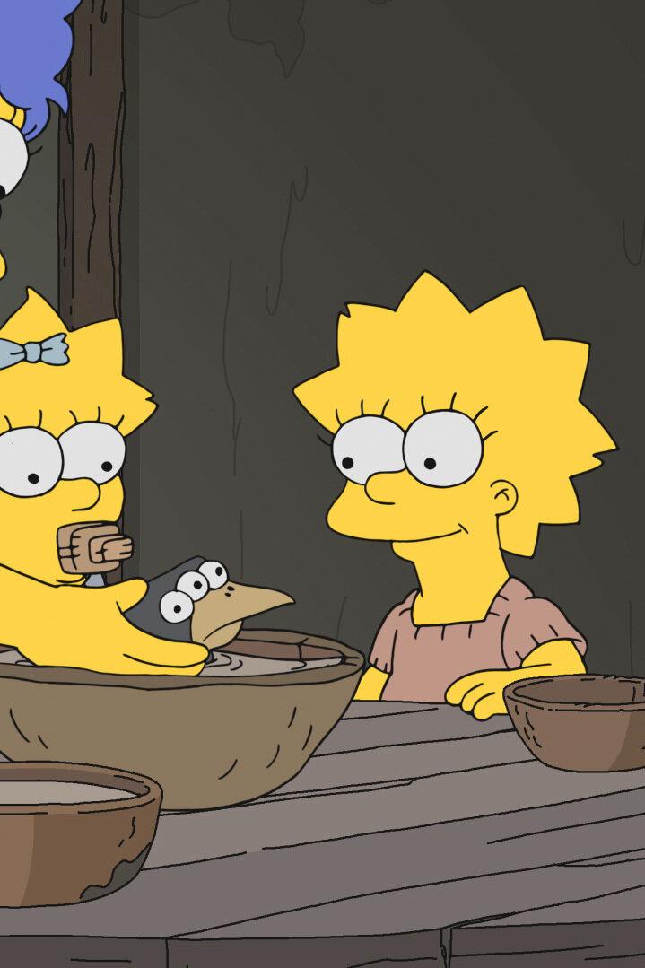 Les Simpson - Les Serfson