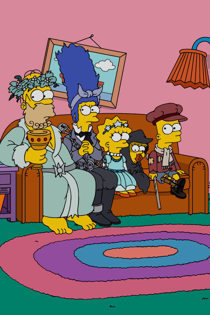 Les Simpson - L'étrange Noël de Krusty