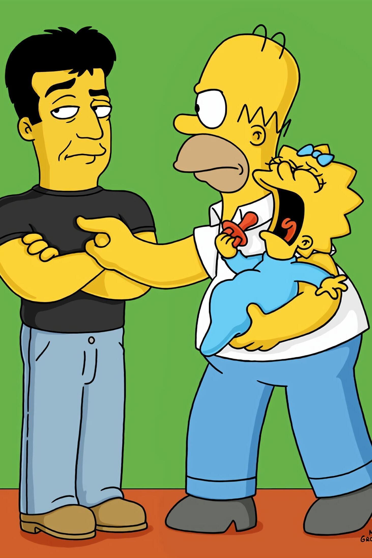 Les Simpson - Allocutions familiales