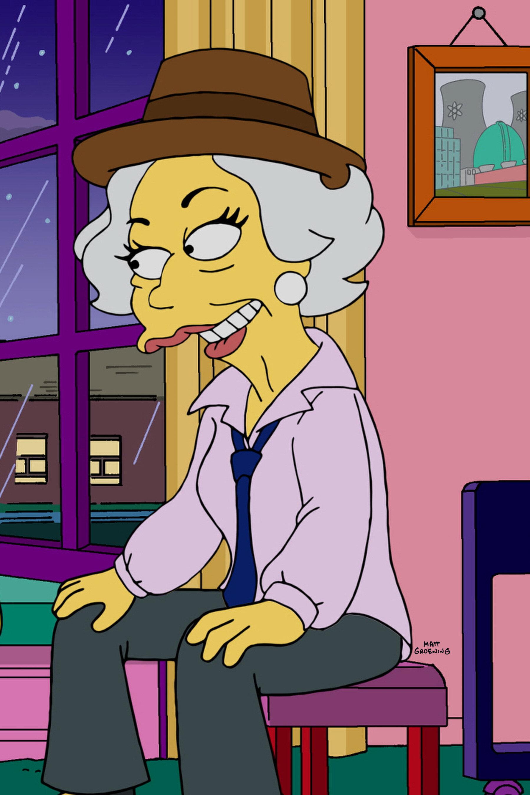 Les Simpson - Le blues de Moho
