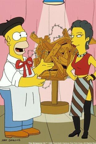 Les Simpson - Fiesta à Las Vegas