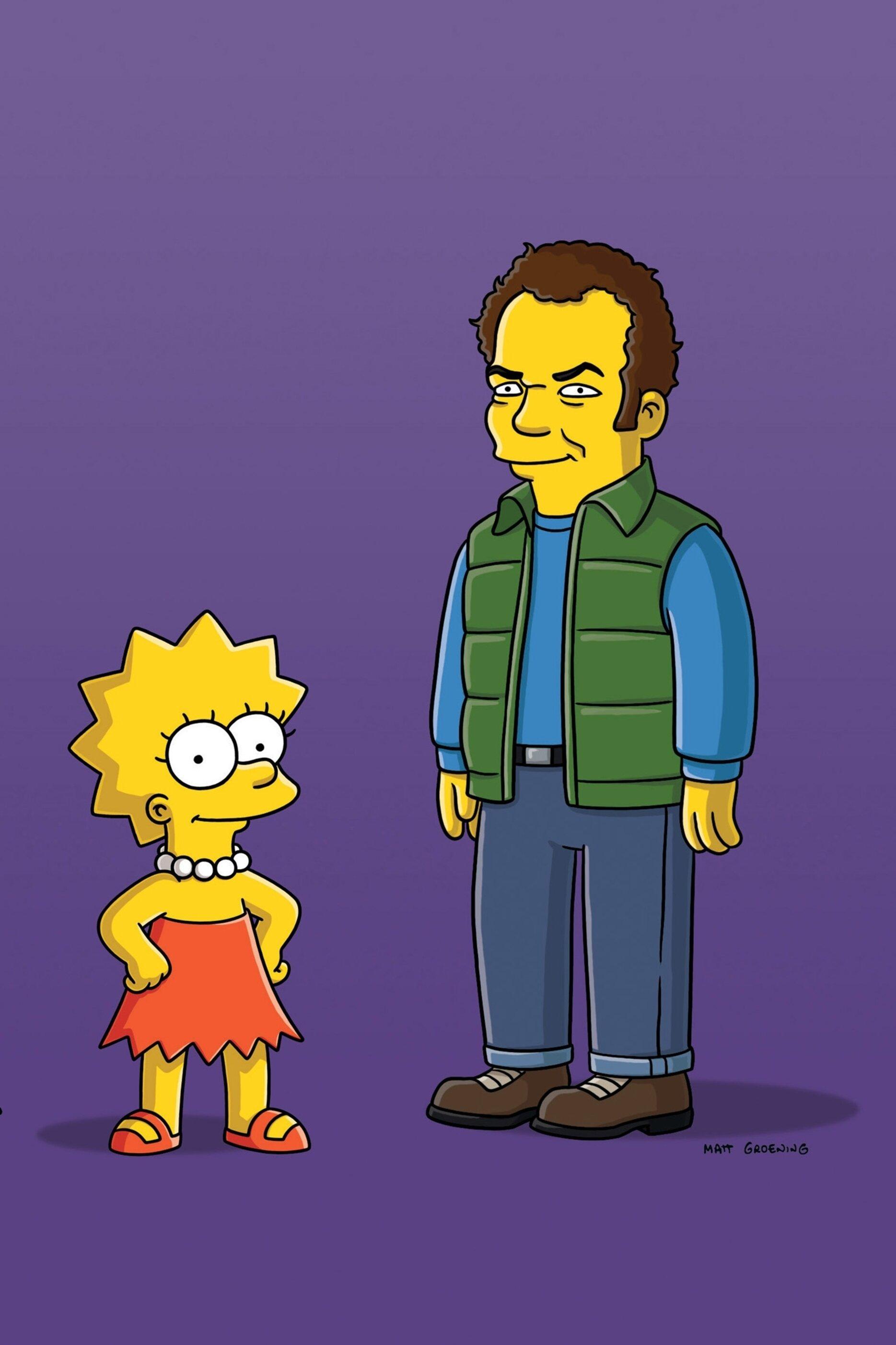 Les Simpson - Lisa fait son festival