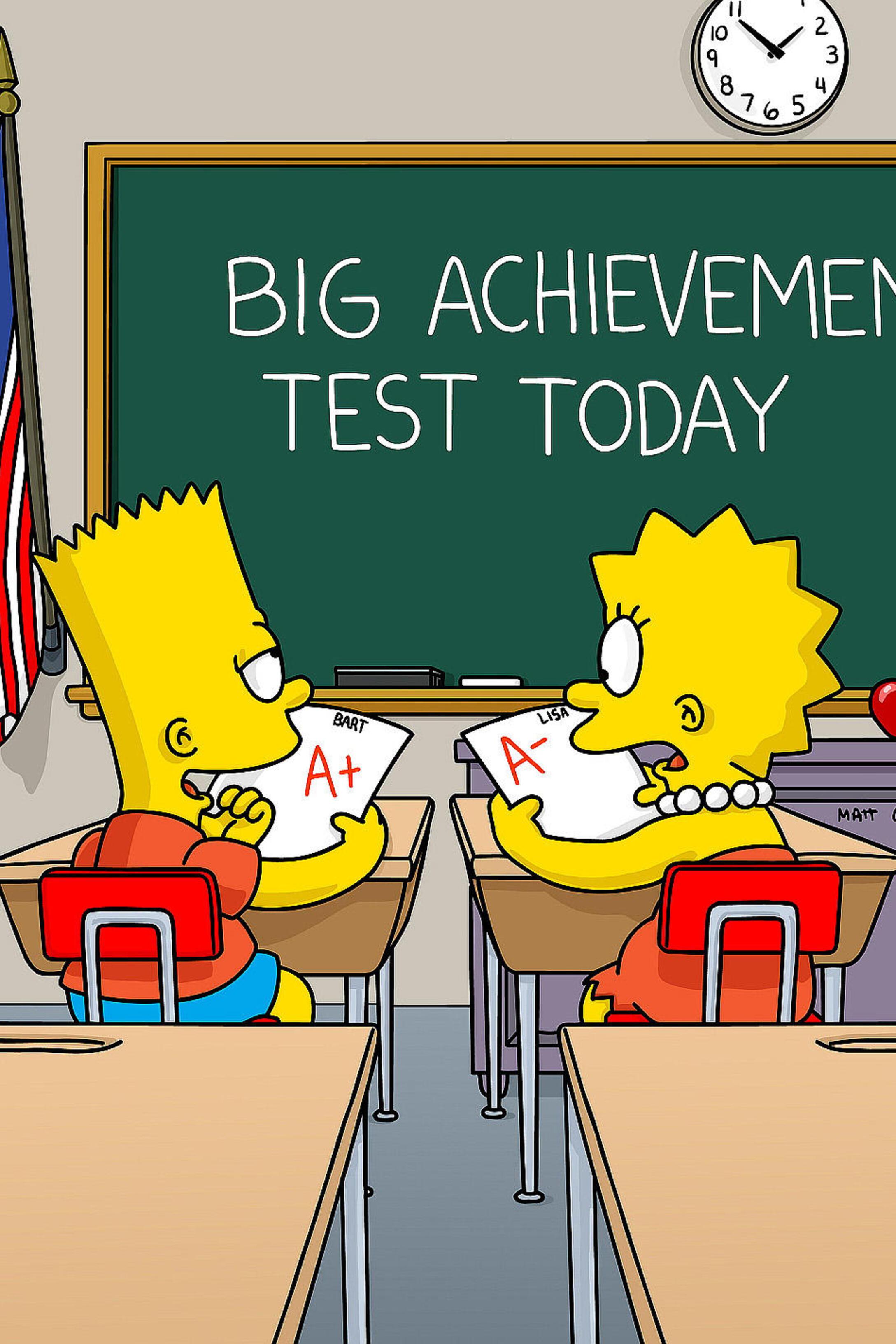 Les Simpson - Boire et déboires