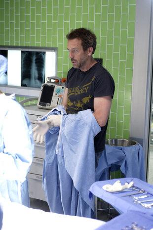 Dr House - Une aiguille dans une botte de foin