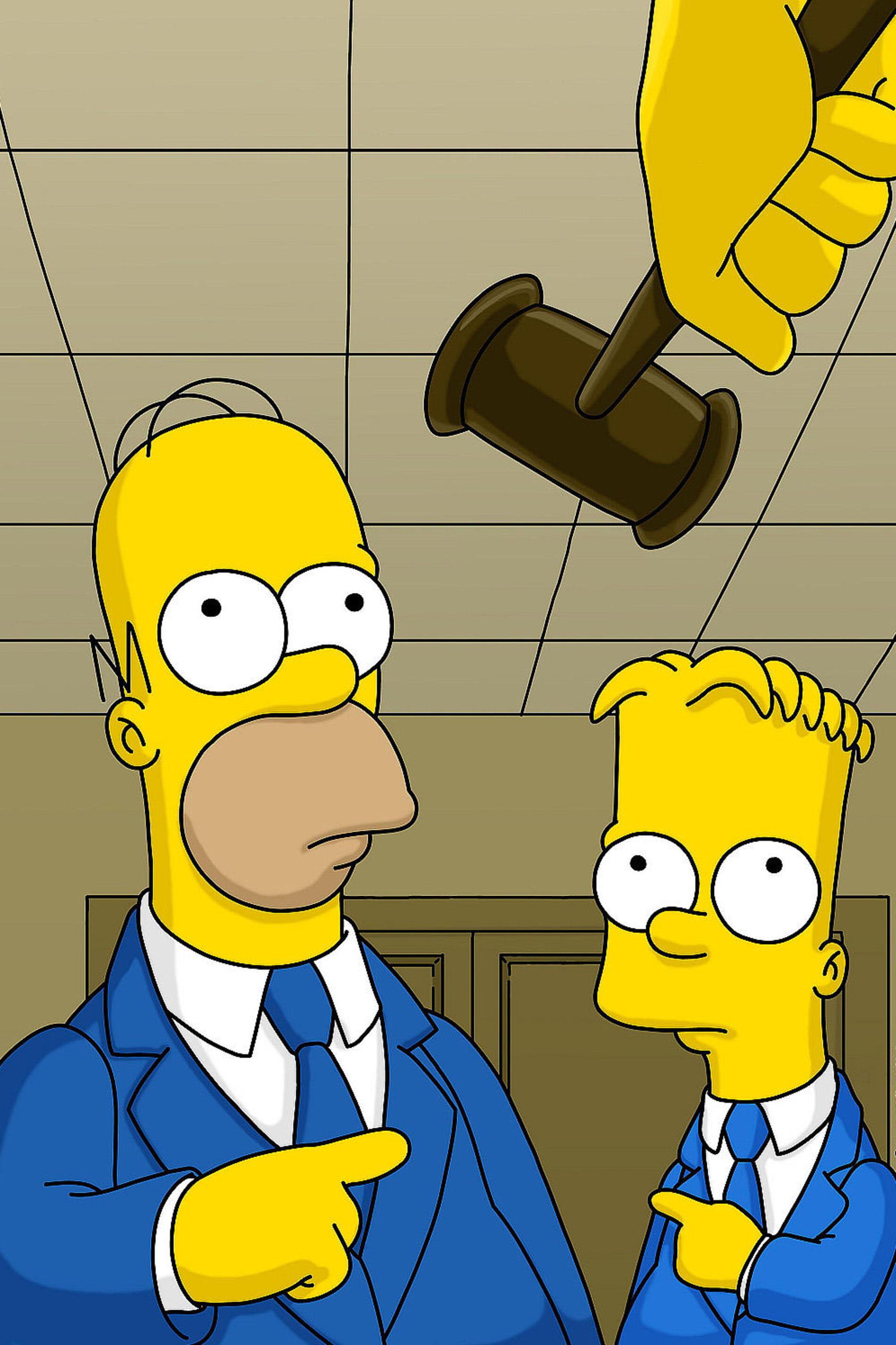 Les Simpson - Simpson Horror Show XI