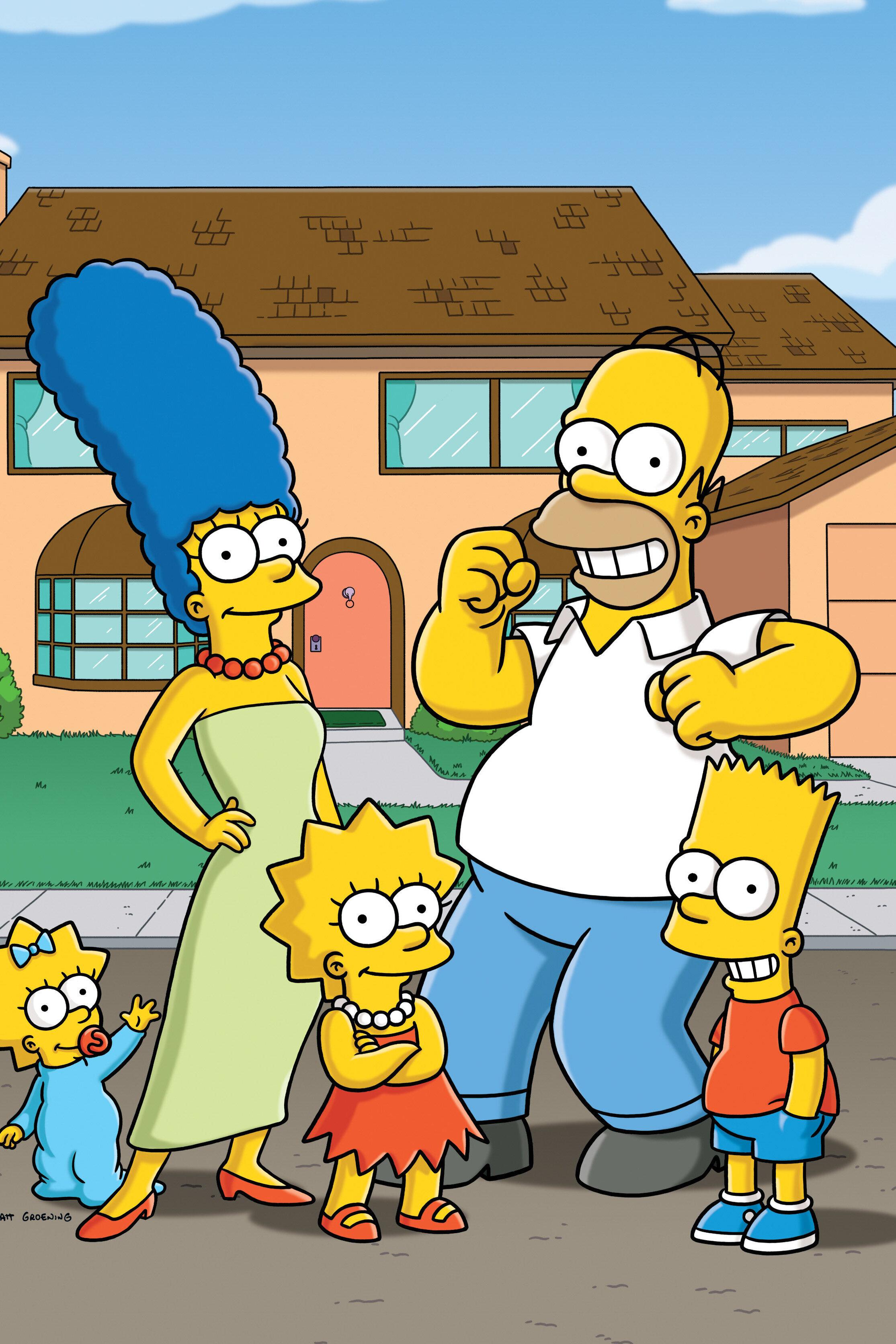 Les Simpson - Souvenirs d'enfance