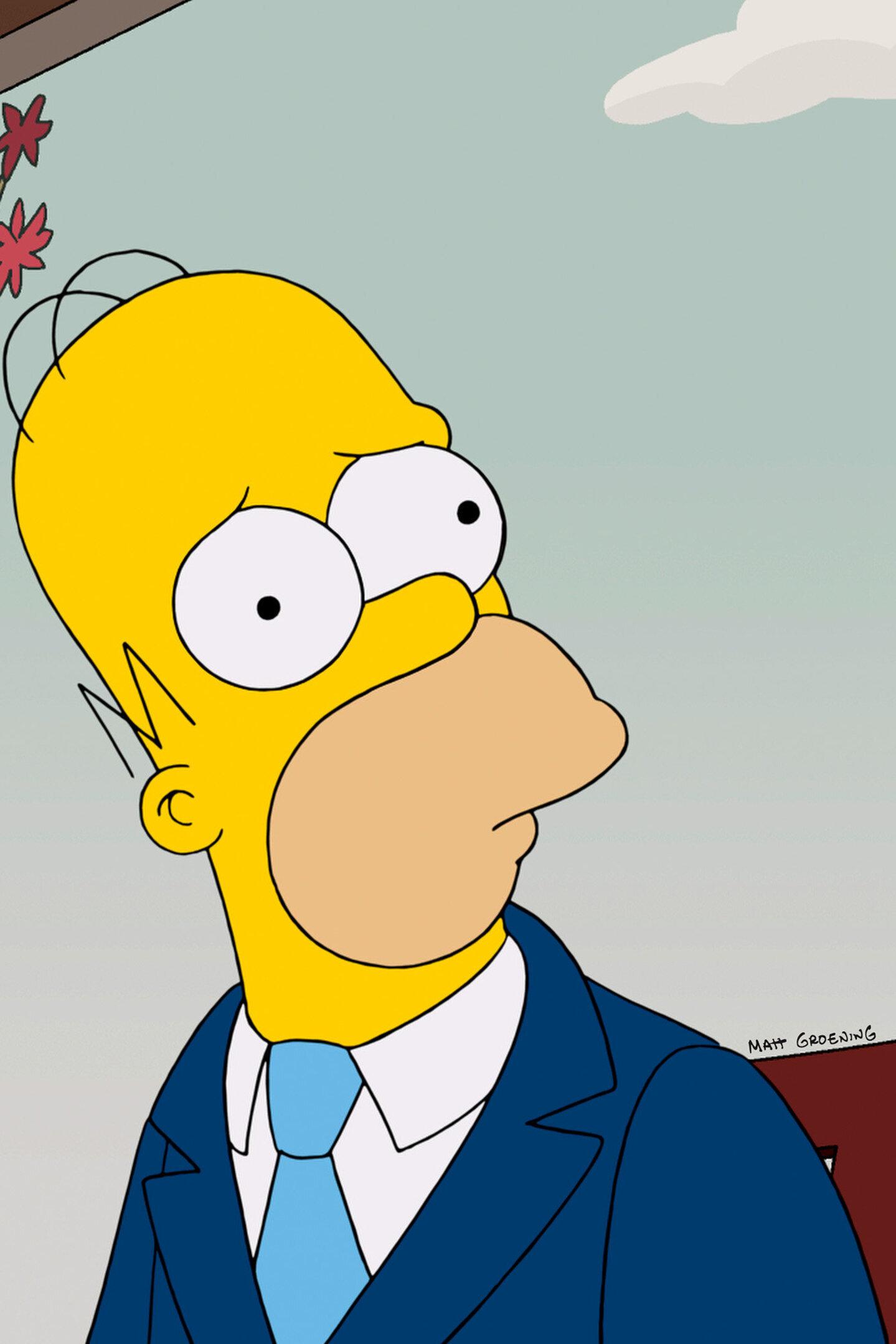 Les Simpson - Ce que veulent les femmes animées