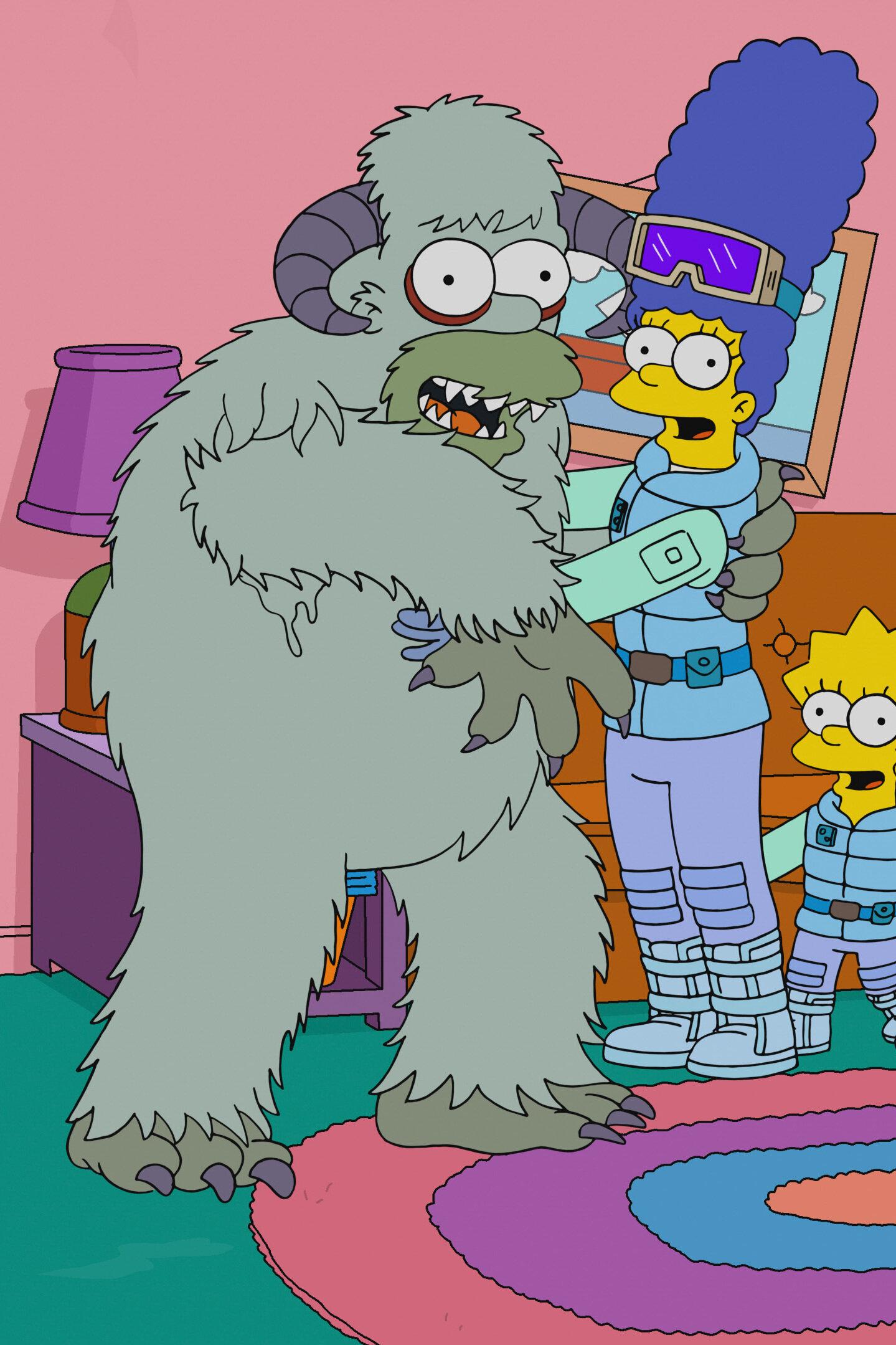 Les Simpson - C'est la trentième saison