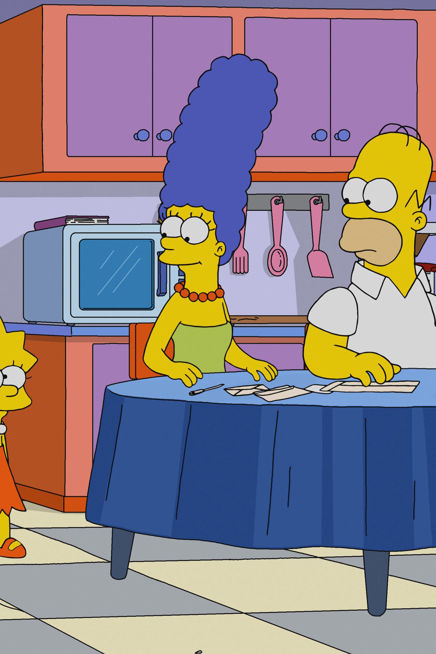 Les Simpson - Hôtel des coeurs brisés
