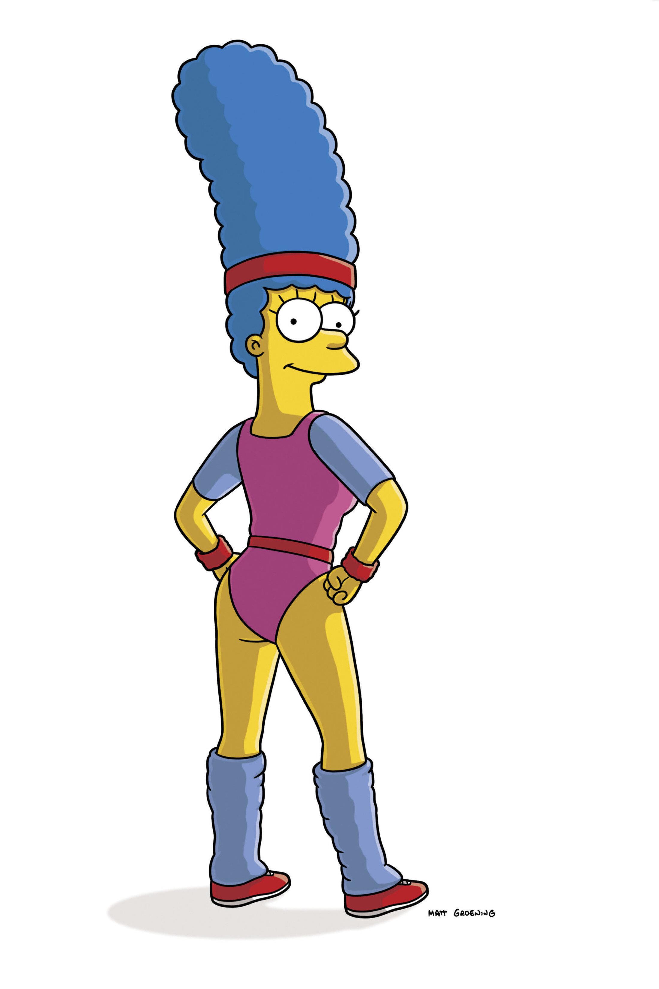 Les Simpson - Maris et larmes