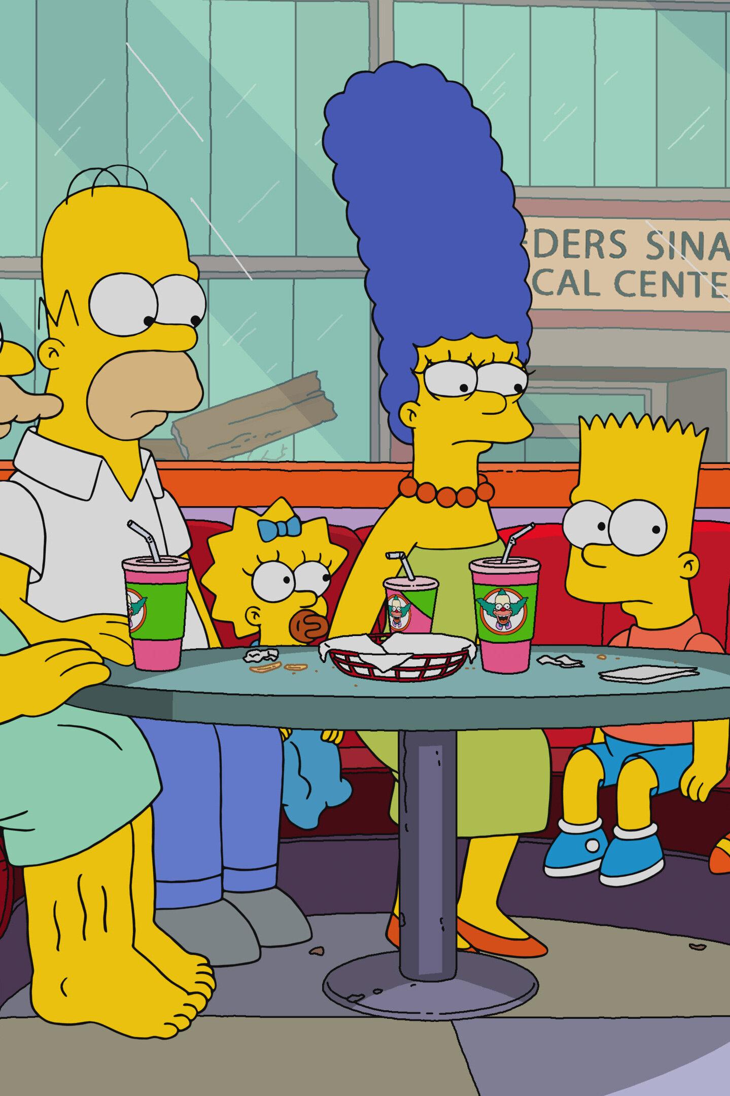 Les Simpson - À la santé des Danois