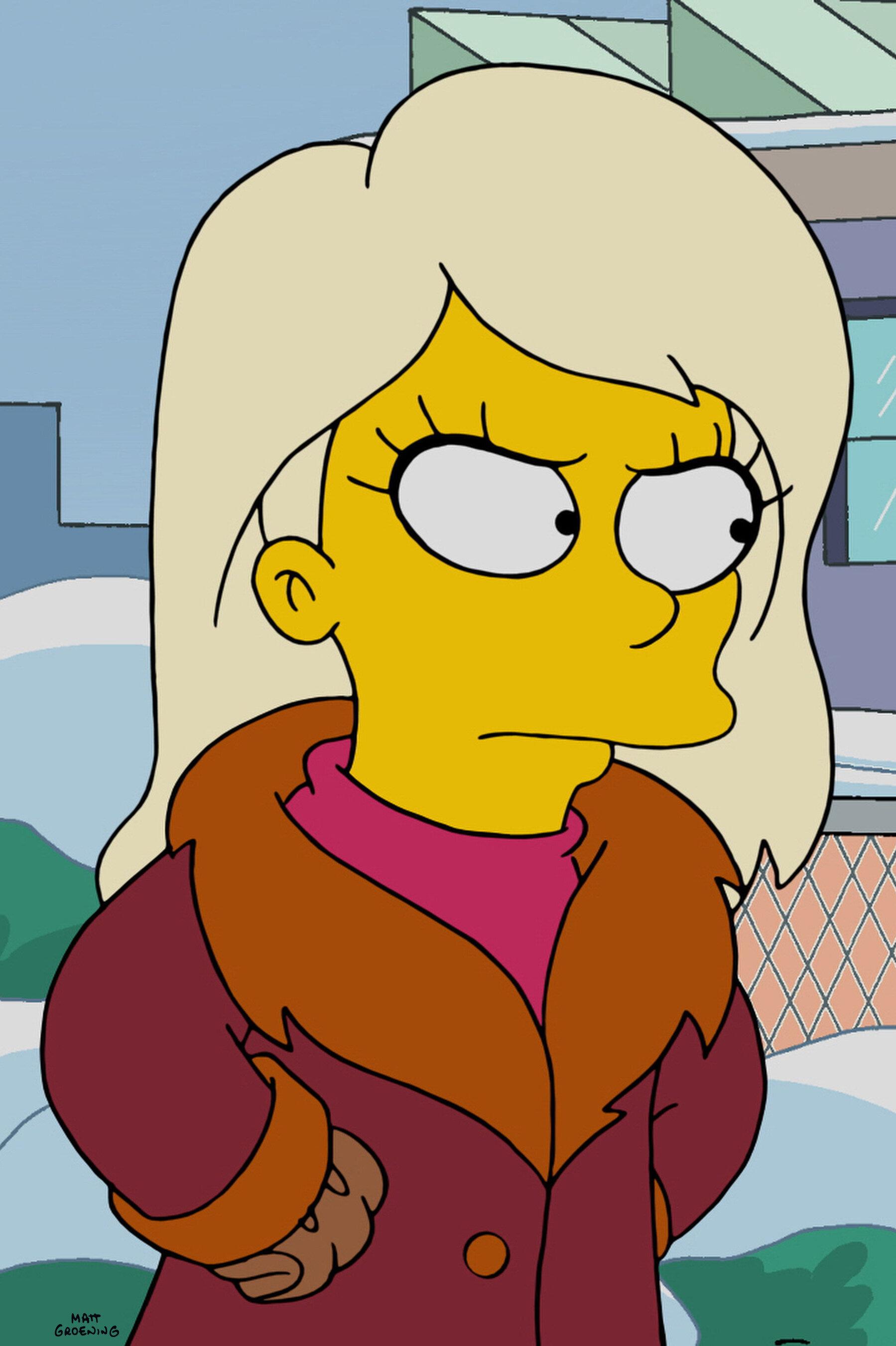 Les Simpson - A la recherche de Mister Goodbart