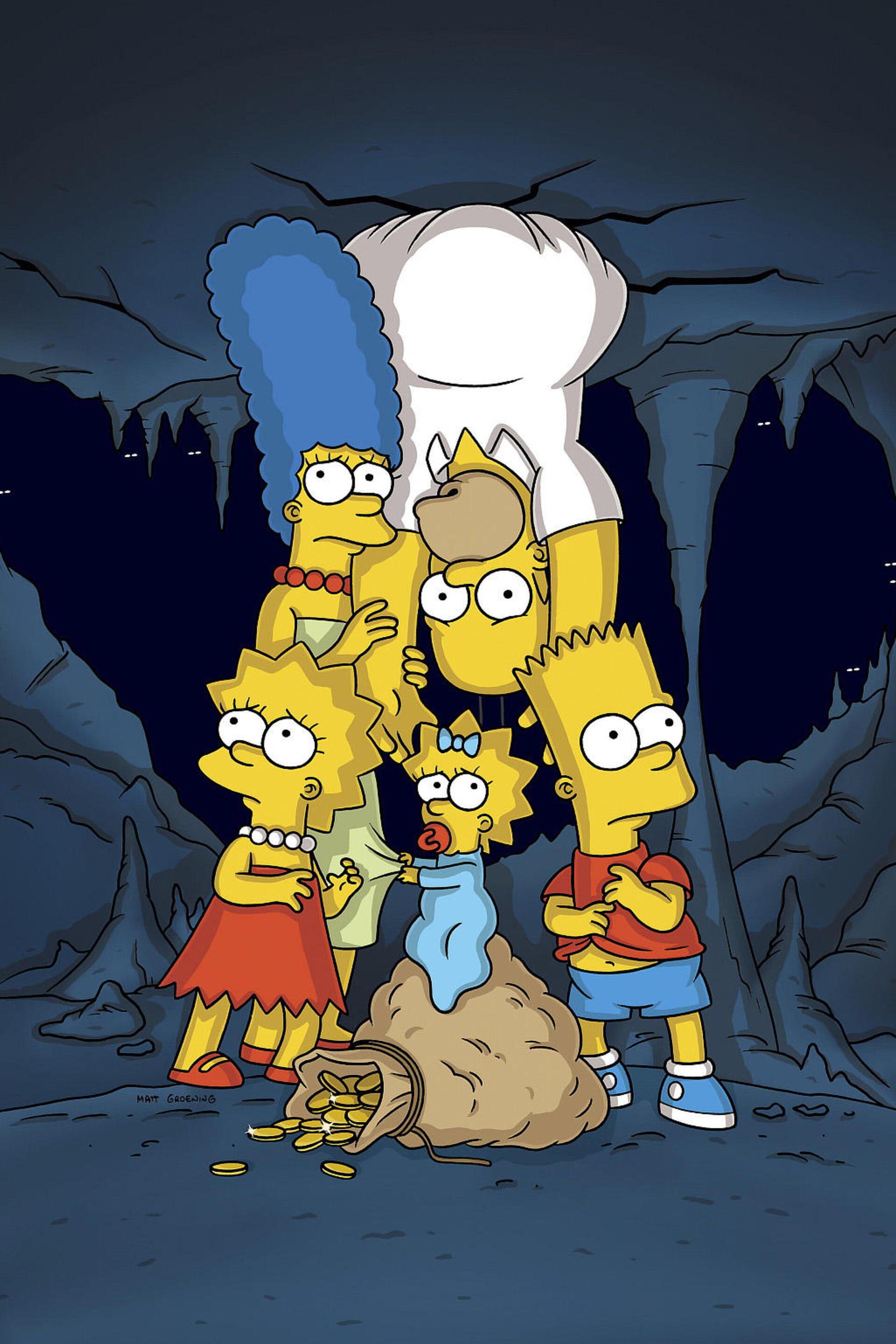 Les Simpson - L'indomptable