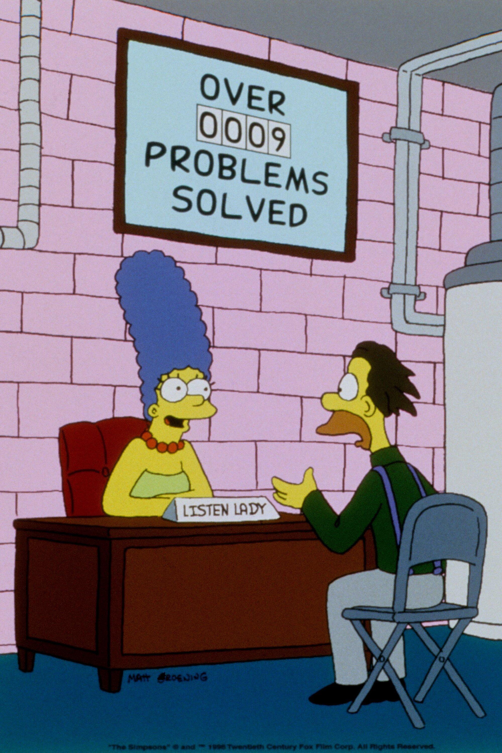 Les Simpson - Pour quelques bretzels de plus