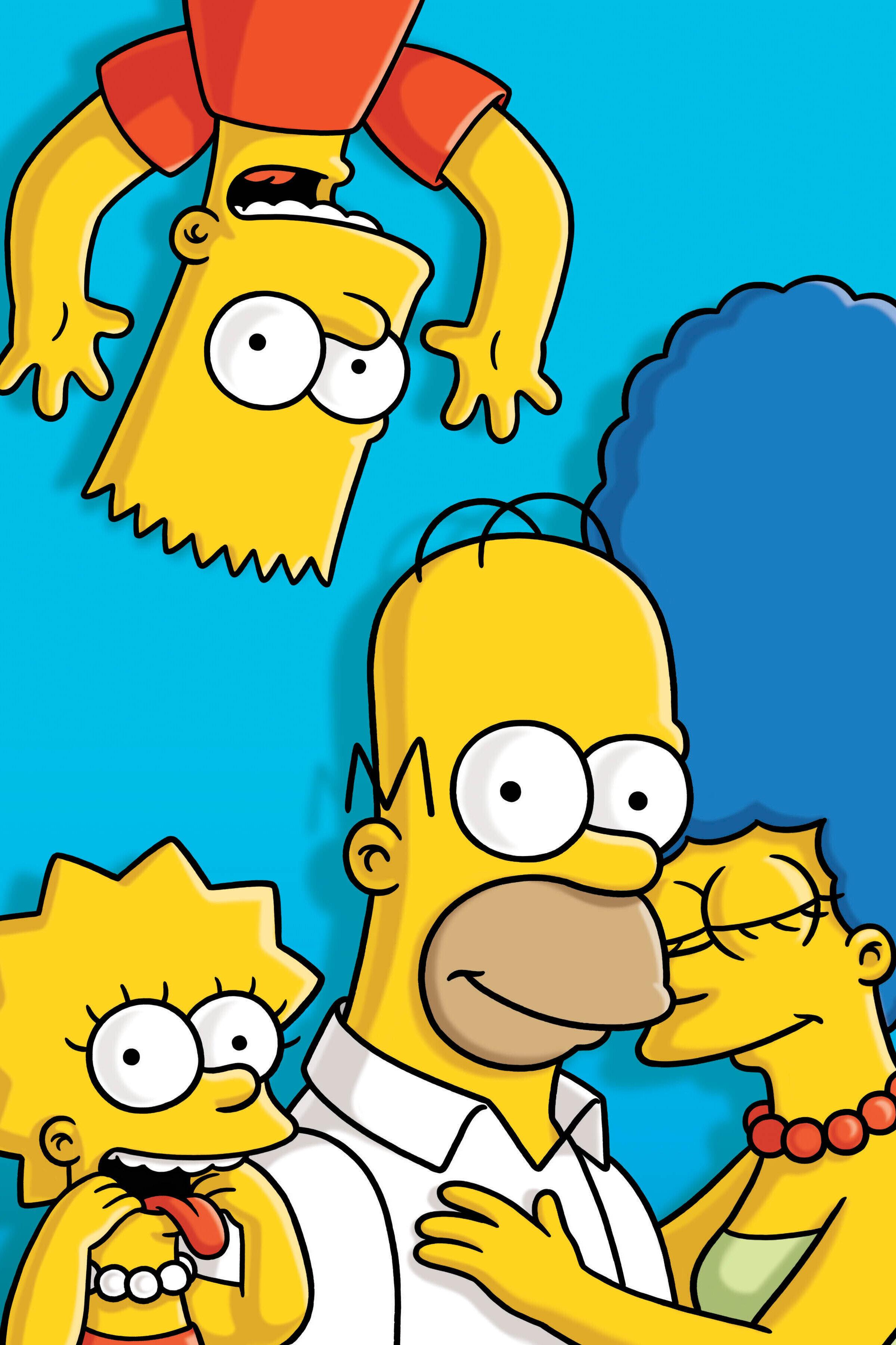Les Simpson - Au beurre noir