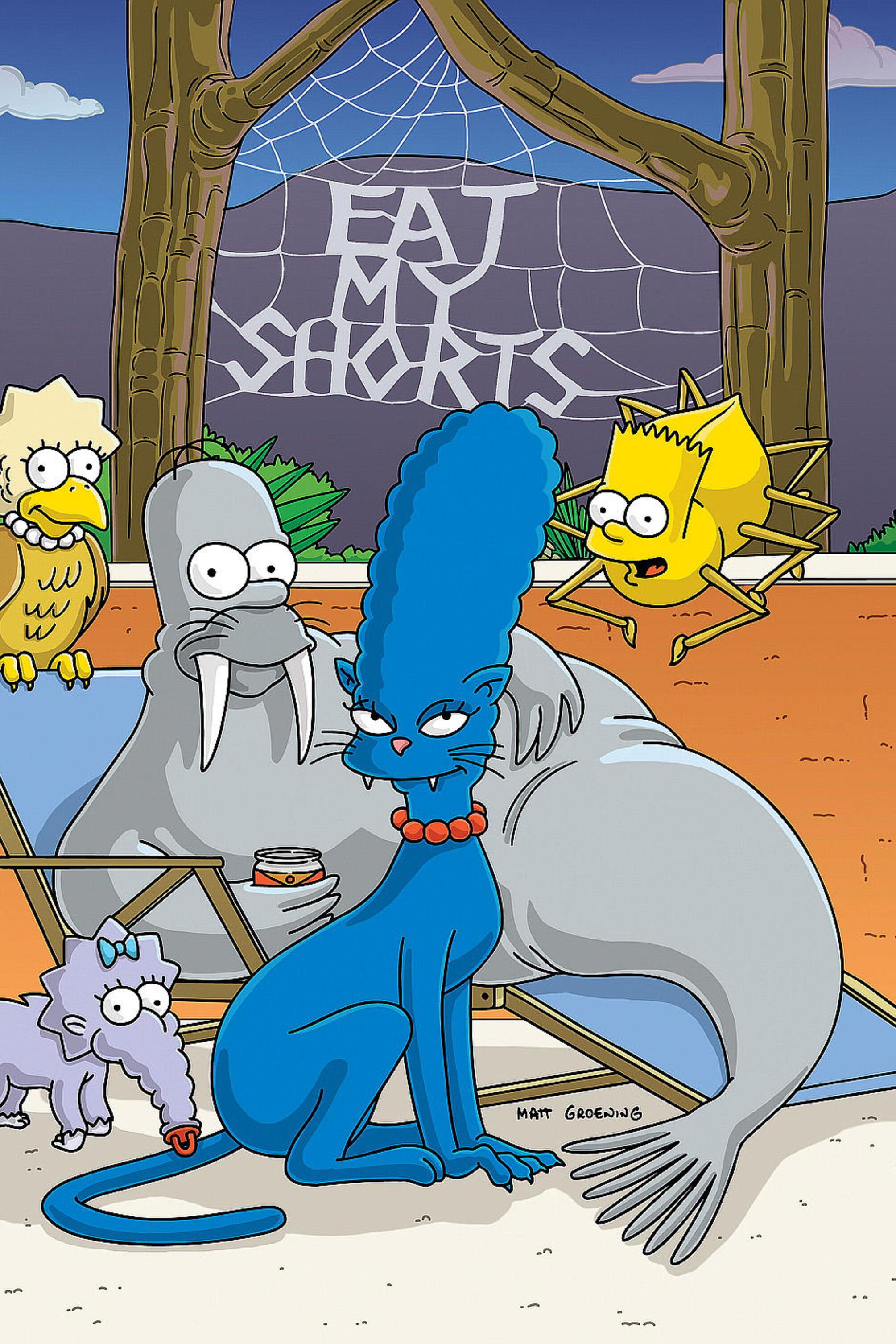 Les Simpson - La chasse au sucre