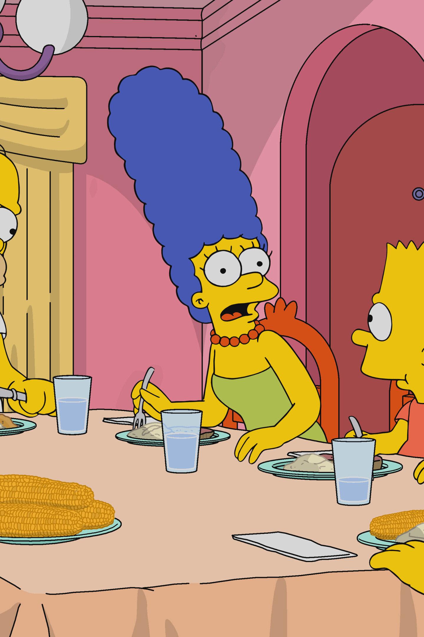 Les Simpson - Bébé siffleur