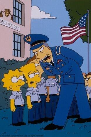 Les Simpson - The Simpson horror show VII