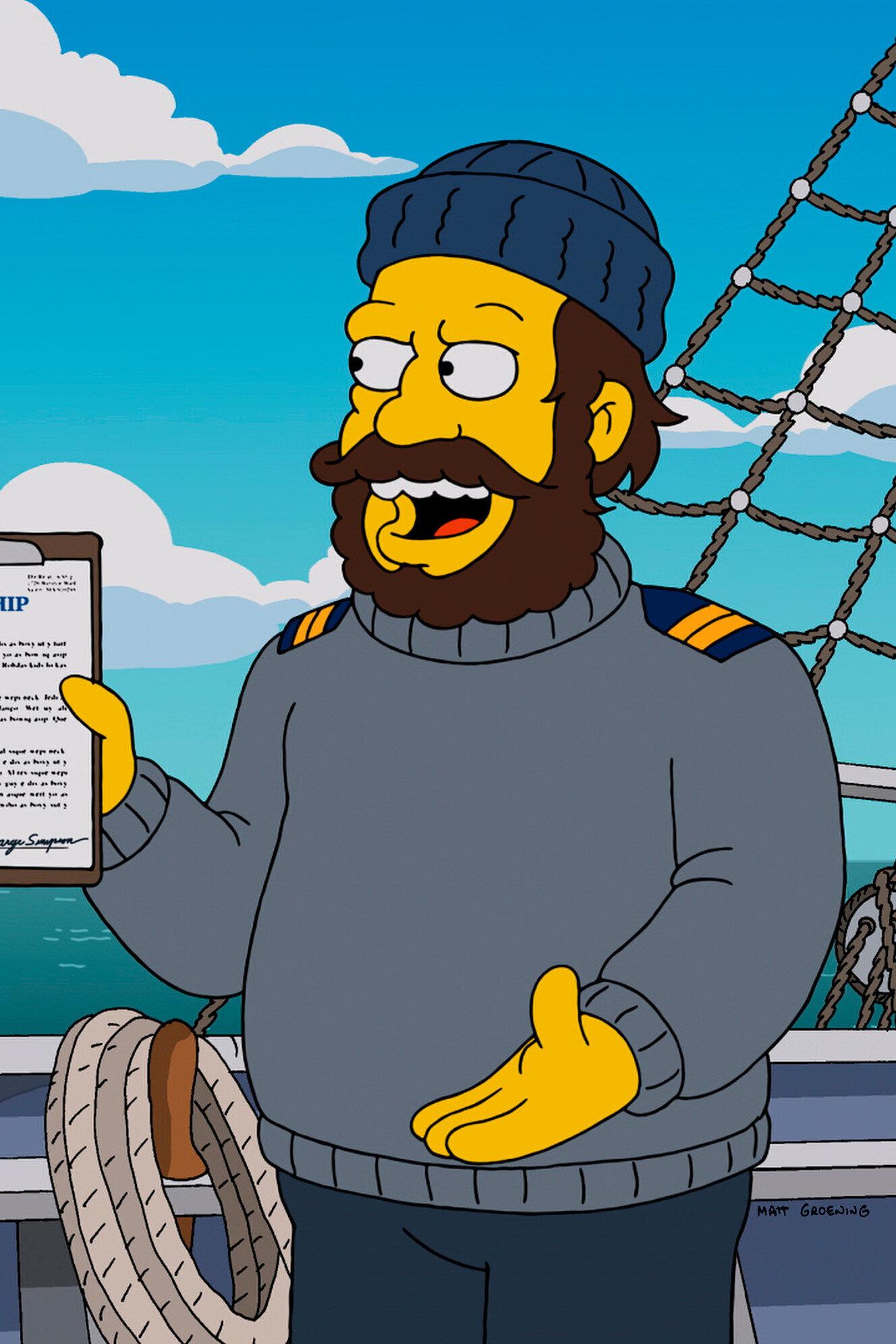 Les Simpson - Le naufrage des relations