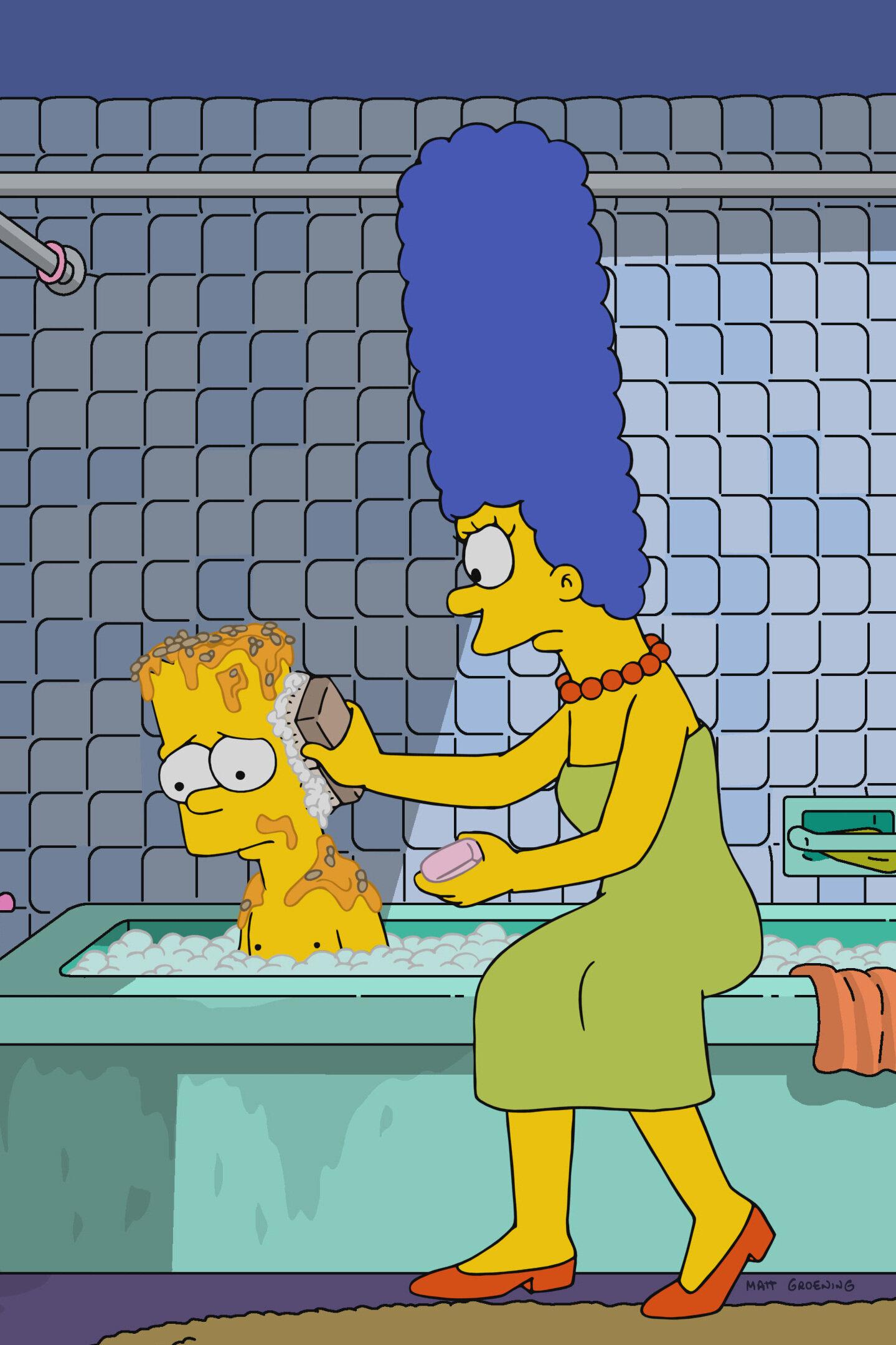 Les Simpson - La peur du clown