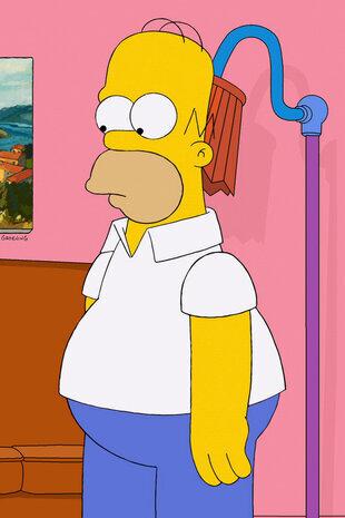 Les Simpson - La guerre de l'art