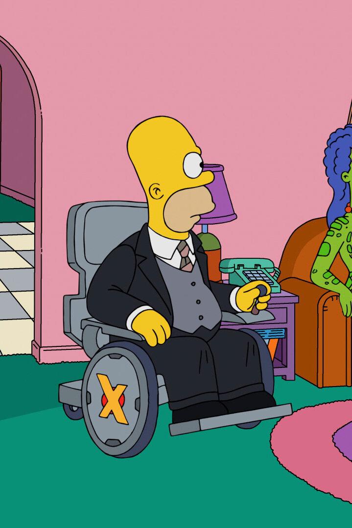 Les Simpson - La montre paternelle